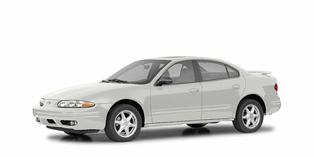 2004 Oldsmobile Alero GL1 Miles 134375Color White Stock B6813B VIN 1G3NL52F74C216833