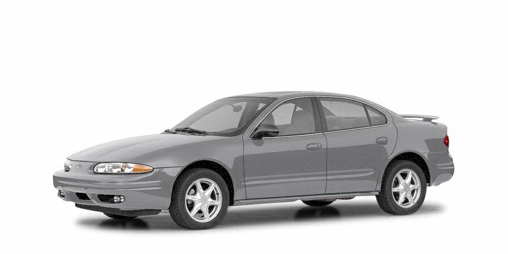 2004 Oldsmobile Alero GLS Color Silver Stock 17323B VIN 1G3NF52E14C190955