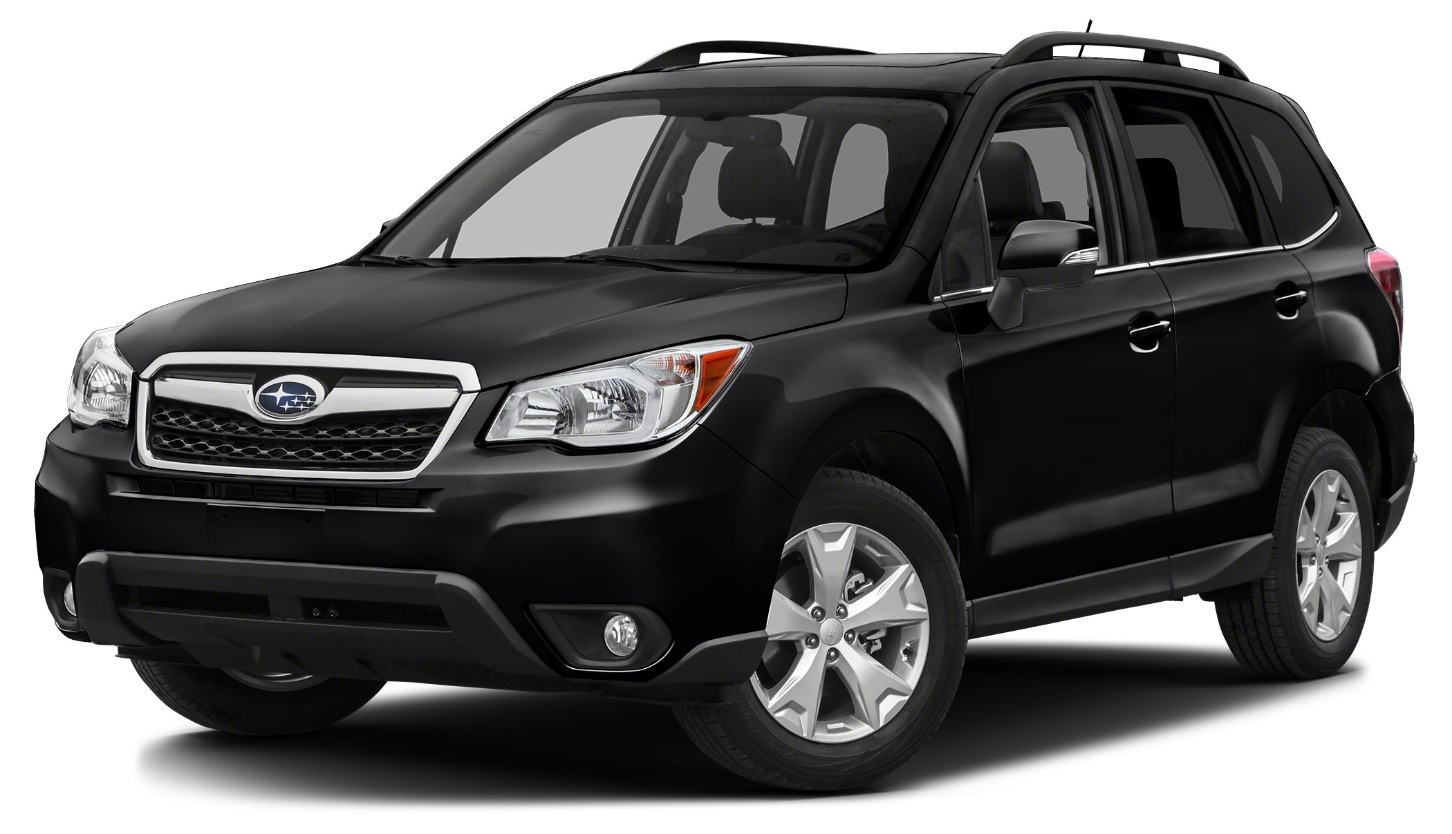 2014 Subaru Forester 25i Limited Miles 27510Color Crystal Black Silica Stock 401614A VIN JF