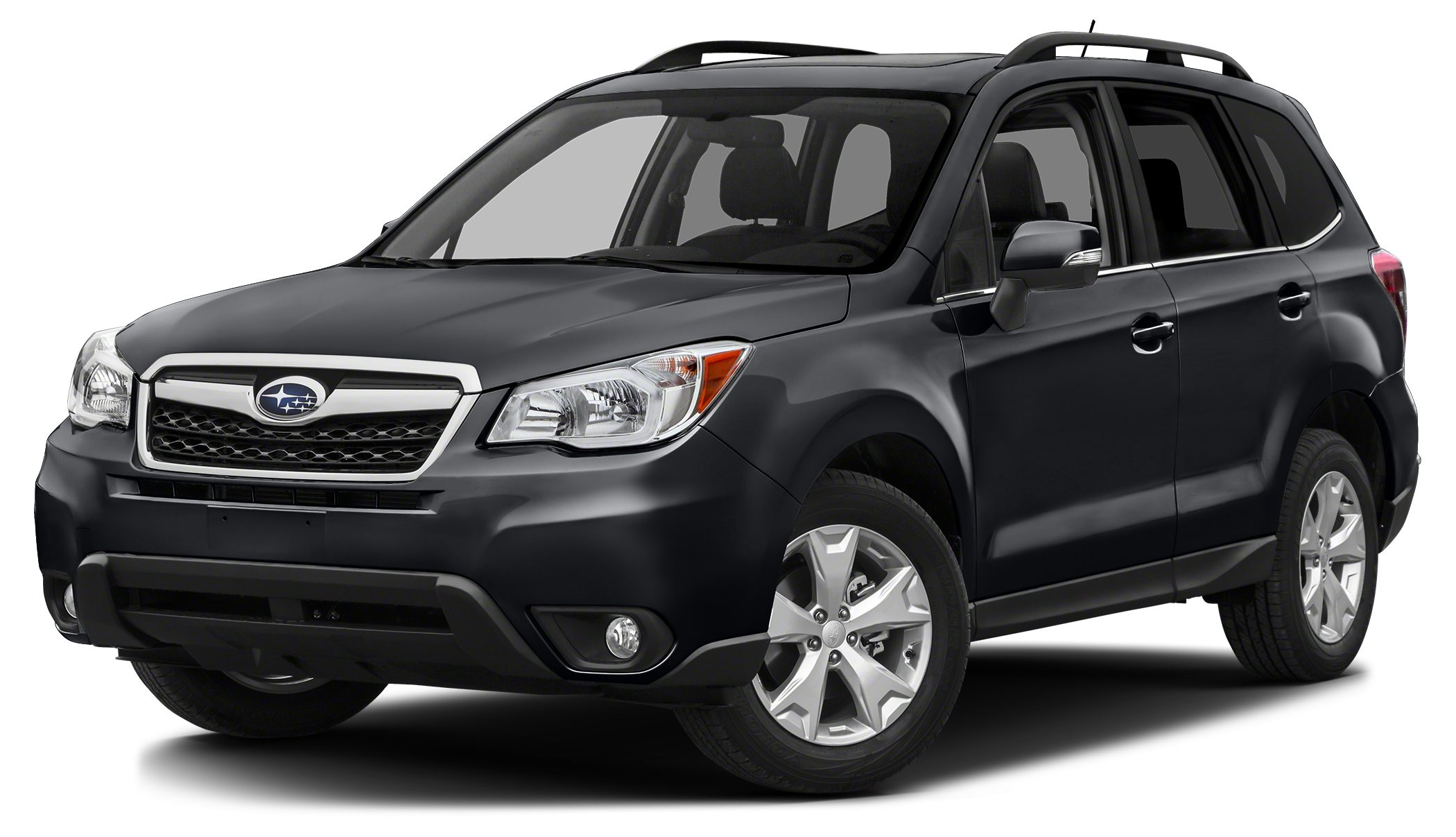 2015 Subaru Forester 25i Limited Miles 0Color Dark Gray Metallic Stock 151665A VIN JF2SJAHC
