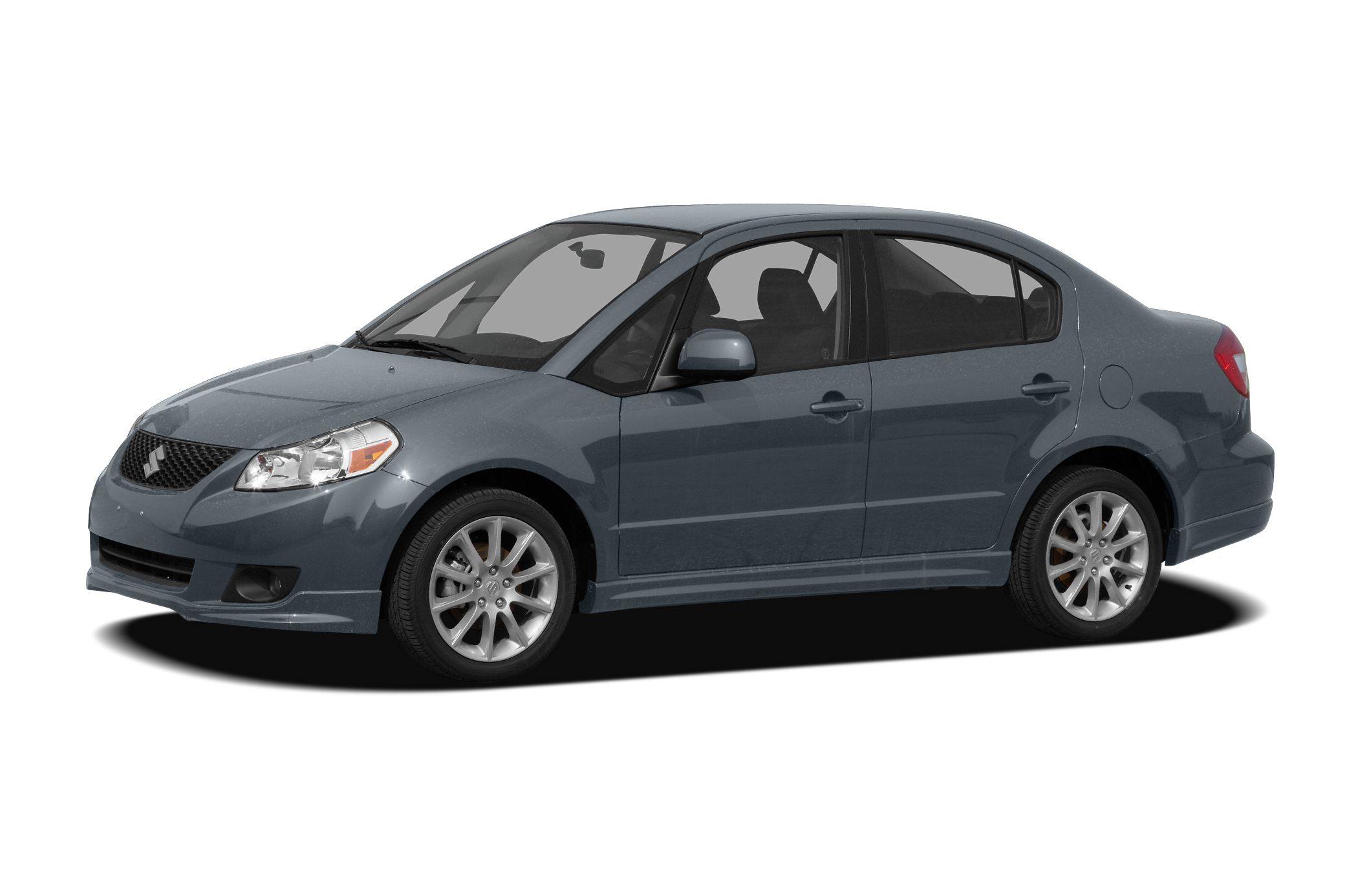 2009 Suzuki SX4  Miles 145550Color Black Stock 42508A VIN JS2YC414196201618