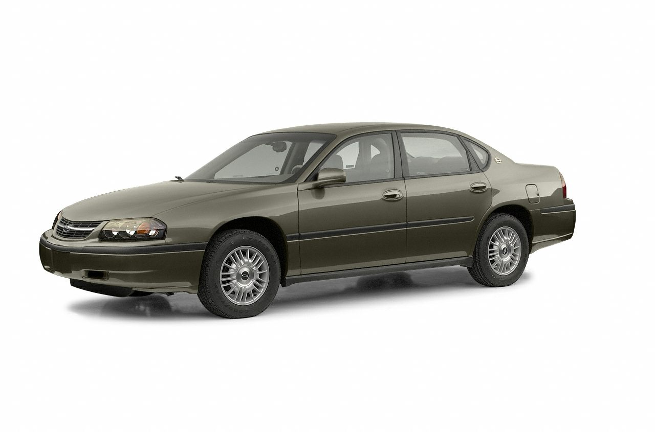 2002 Chevrolet Impala Base  WHEN IT COMES TO EXCELLENCE IN USED CAR SALESYOU KNOW YOURE AT S