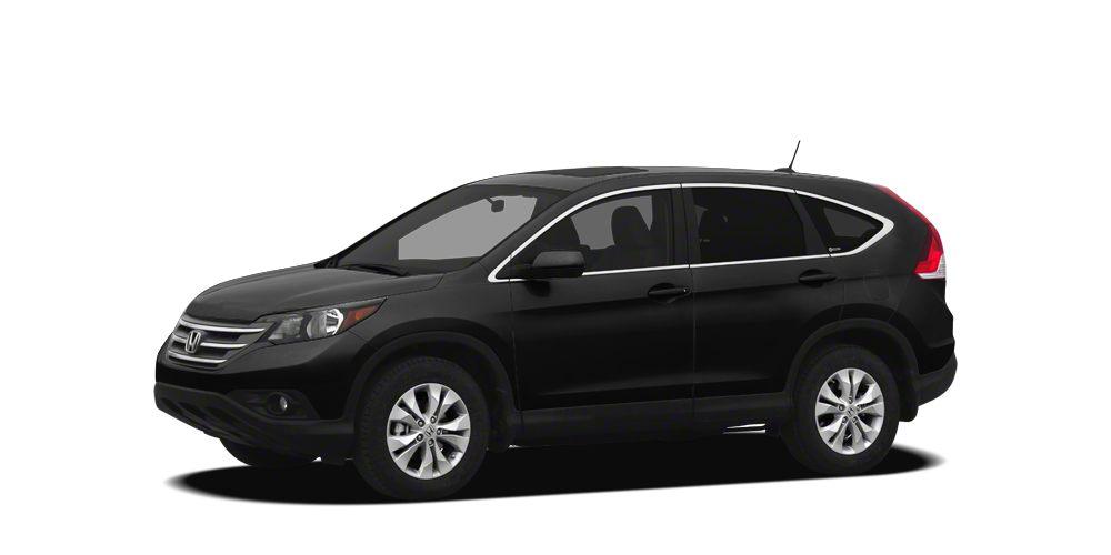 2012 Honda CR-V EX-L w Navigation ALL WHEEL DRIVE LEATHER ROOF HEATED SEATS BLUETOOTH IMMACU