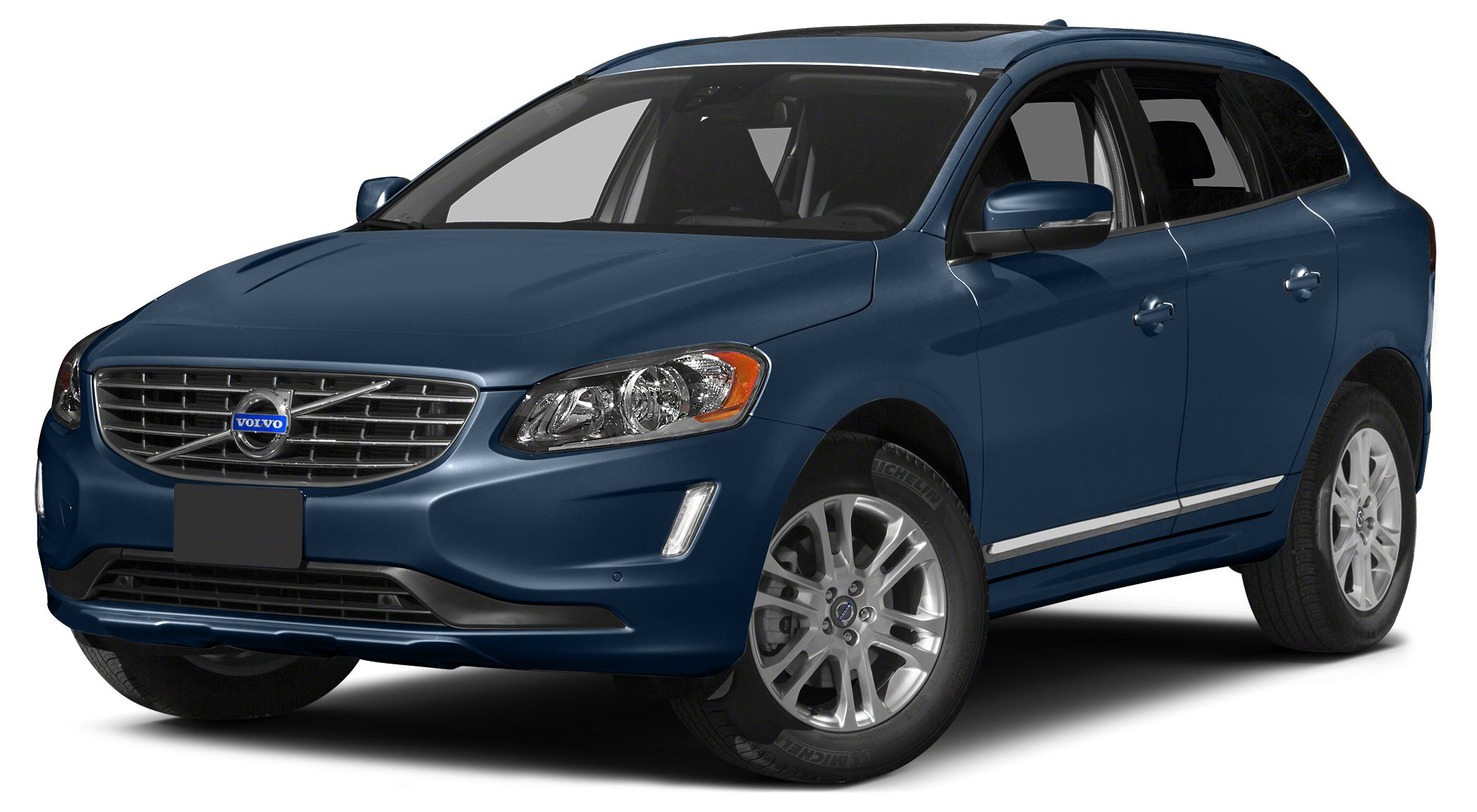 2015 Volvo XC60 T6 Miles 37335Color Caspian Blue Metallic Stock LH1920A VIN YV4902RK6F266509