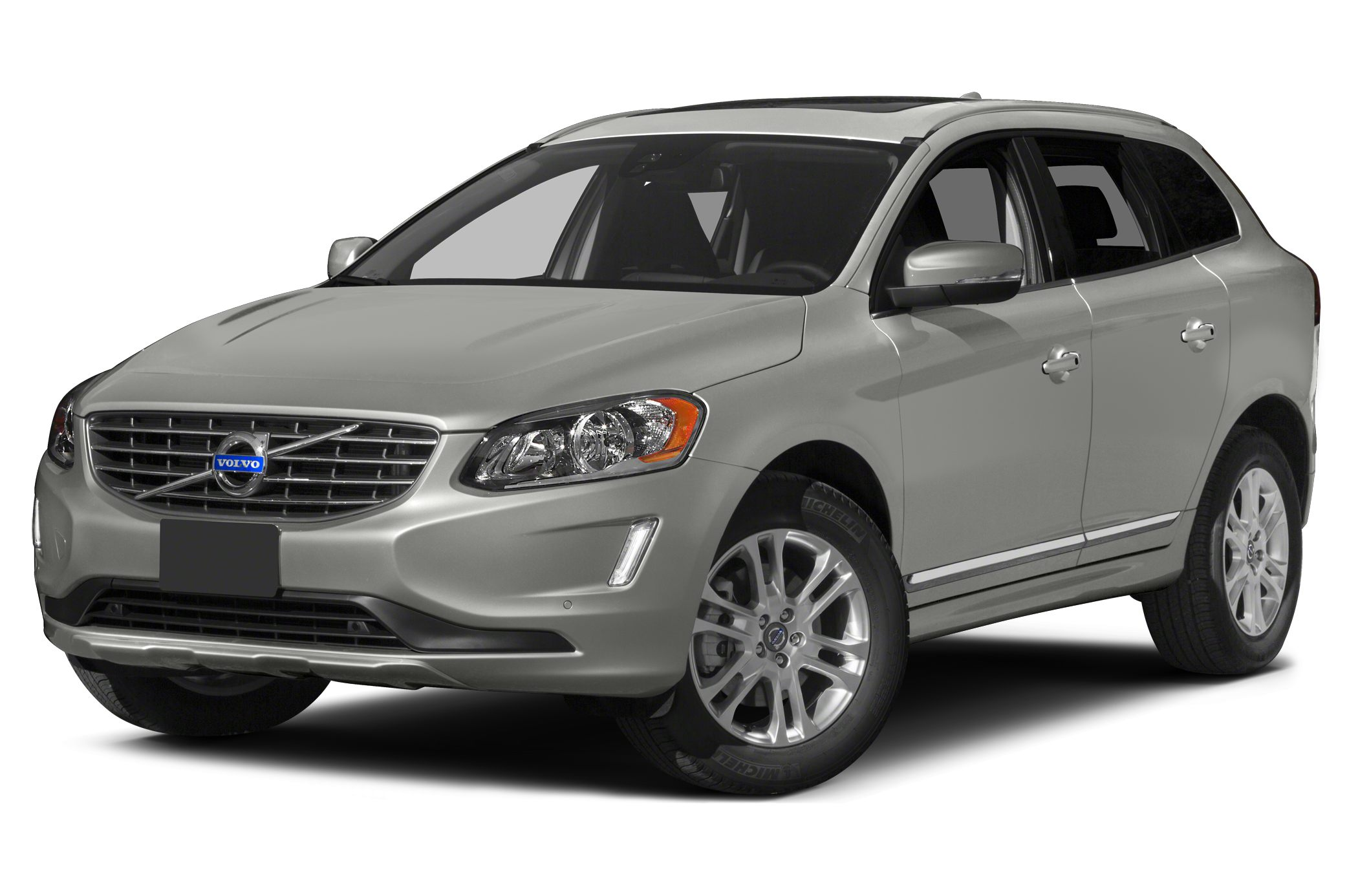 2015 Volvo XC60 T5 Black 2015 Volvo XC60 T5 FWD Automatic with Geartronic Drive-E 20L I4 16V Turb