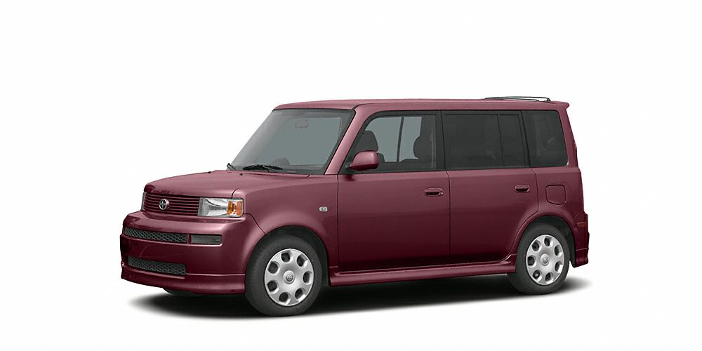 2006 Scion xB Base Grab a score on this 2006 Scion xB 5DR WGN AT while we have it Spacious yet ag