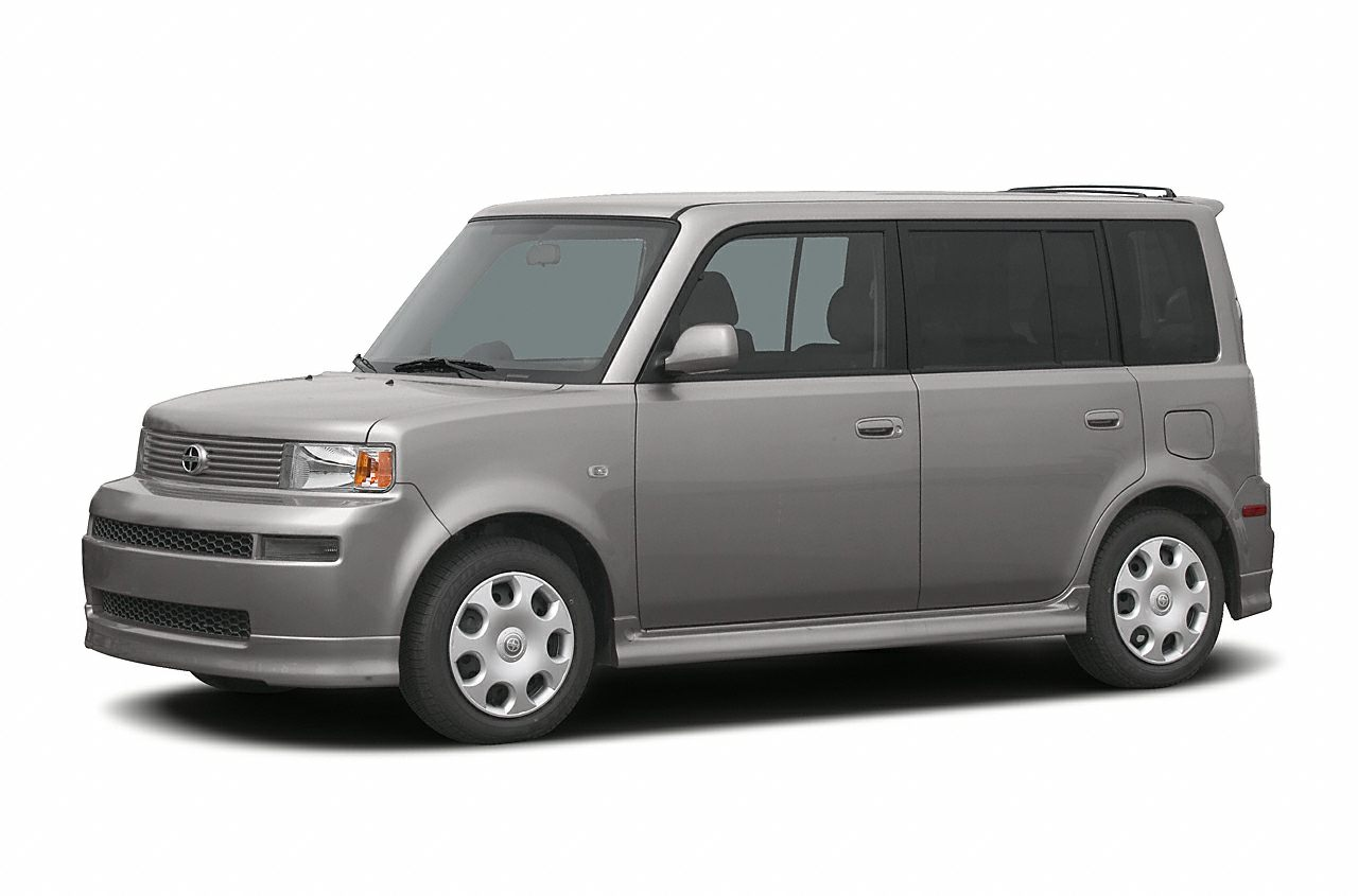 2006 Scion xB Base FUEL EFFICIENT 33 MPG Hwy30 MPG City xB trim Edmunds Editors Most Wanted Wa