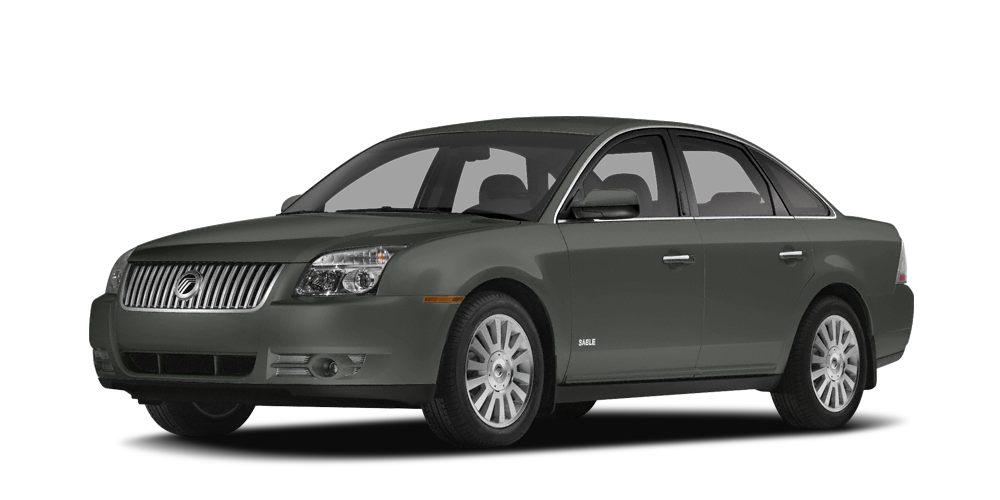 2008 Mercury Sable Premier Miles 94426Color Gray Stock 16943 VIN 1MEHM43W18G606360