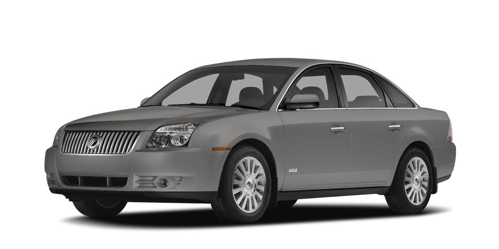 2008 Mercury Sable Premier  WHEN IT COMES TOEXCELLENCE IN USED CAR SALES YOU KNOW YOURE AT STA