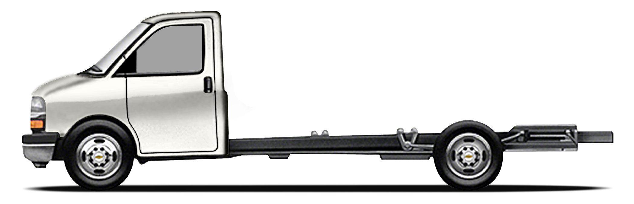 2011 Chevrolet Express Cutaway Work Van Miles 63148Color White Stock 17441 VIN 1GB0G2CA5B115