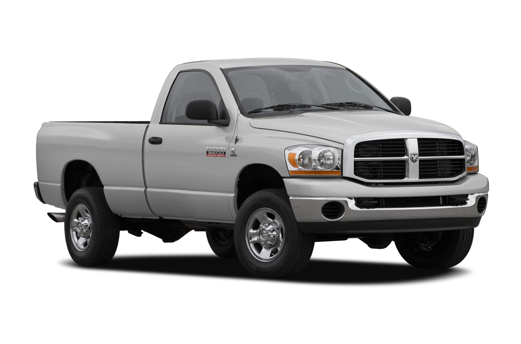 2007 Dodge Ram 2500 ST Miles 74461Color Gray Stock 17200 VIN 3D7KS26D47G742163