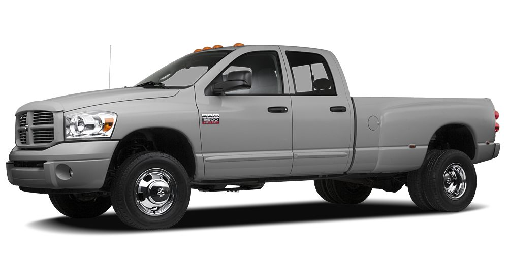 2007 Dodge Ram 3500 SLT At Advantage Chrysler you know you are getting a safe and dependable vehic
