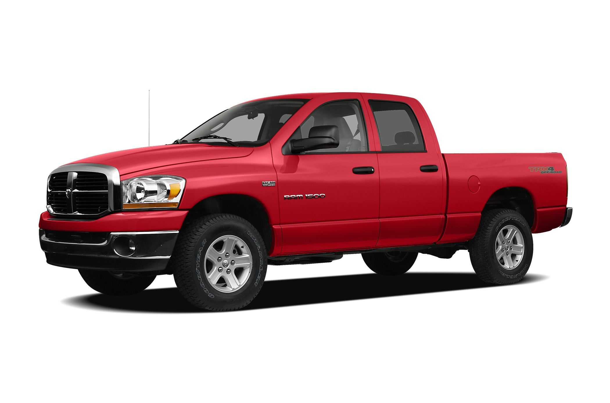2007 Dodge Ram 1500  HEMI 57L V8 Multi Displacement Extended Cab Your satisfaction is our busin