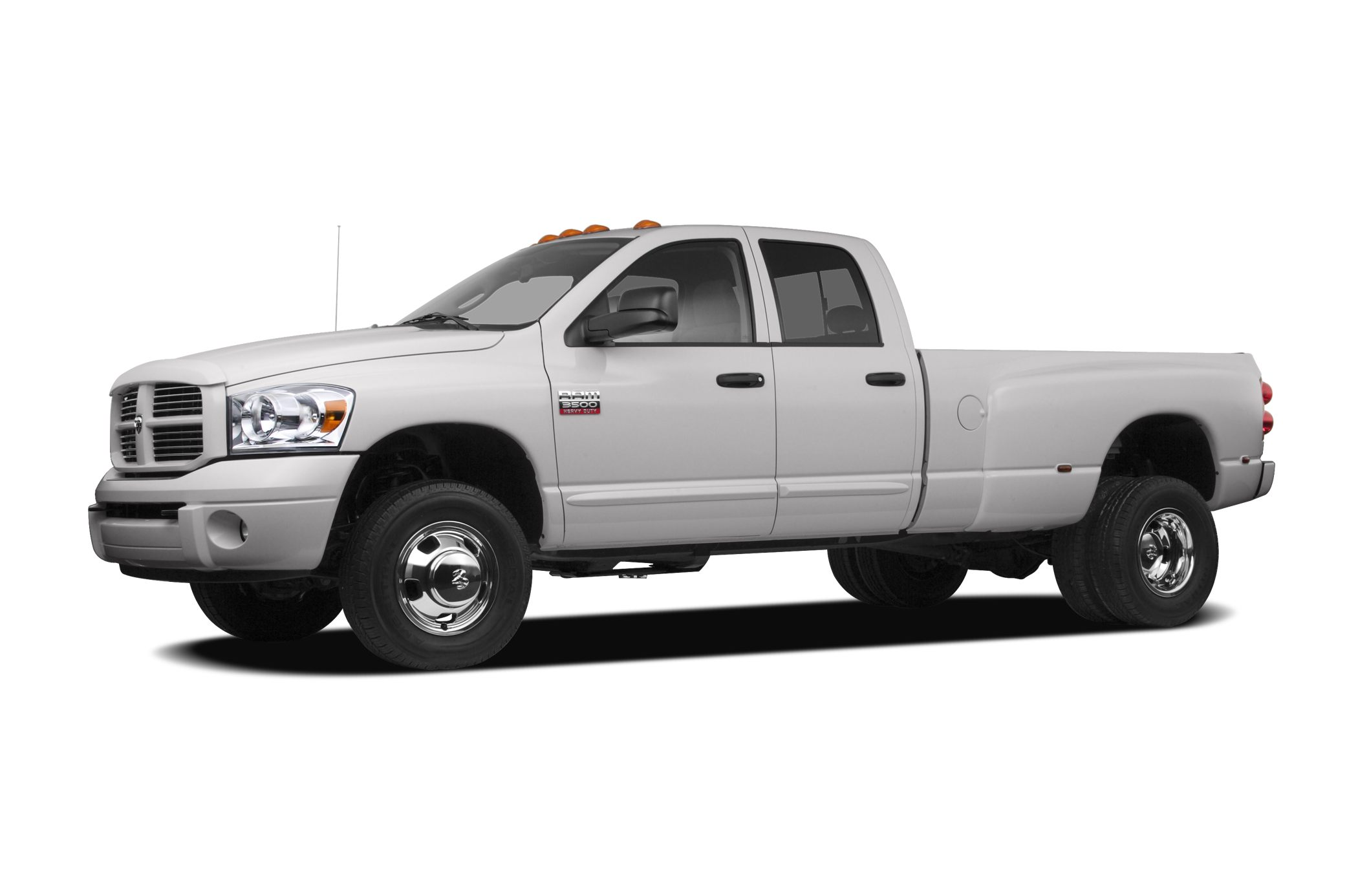 2007 Dodge Ram 3500  Miles 136947Color Red Stock 16070 VIN 3D7MX48A07G846707