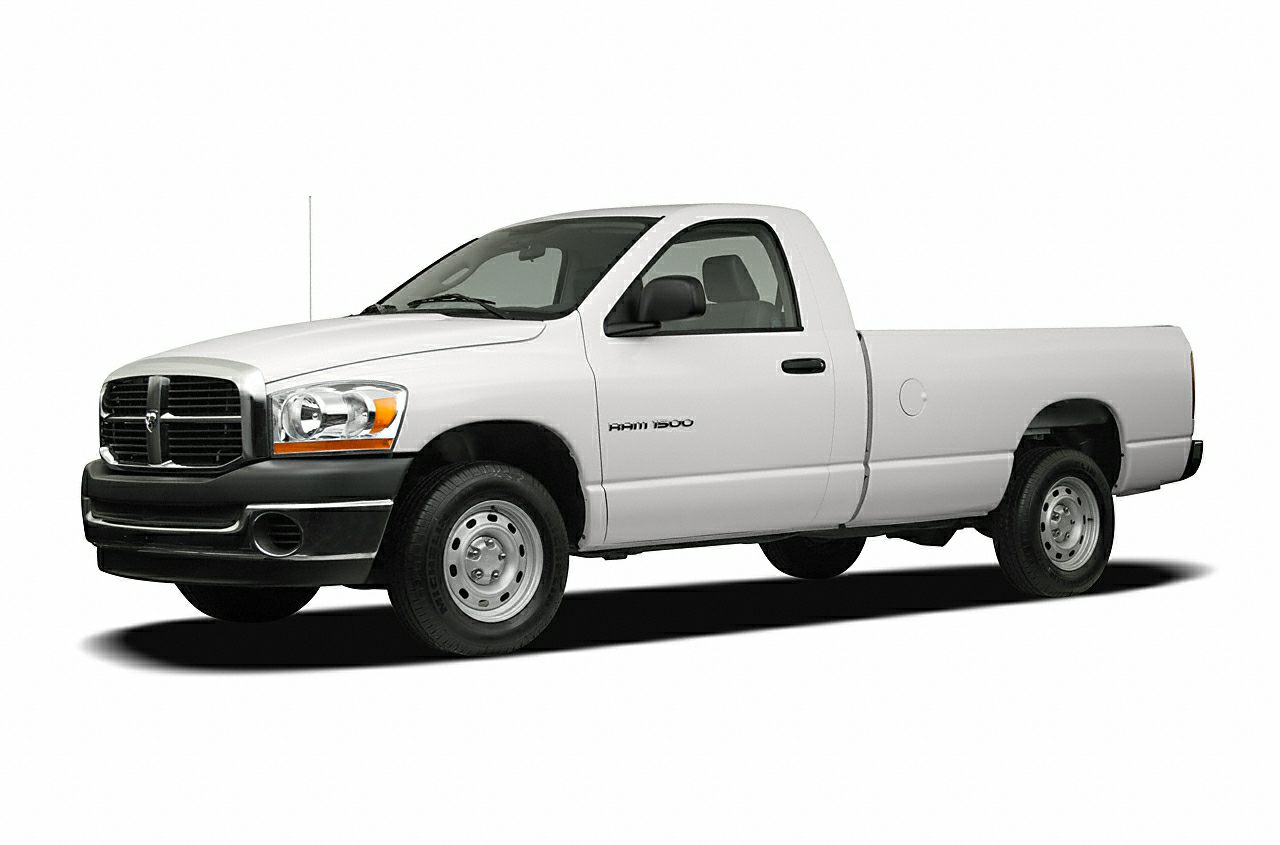 2007 Dodge Ram 1500  Dodge Ram 1500 2007 HEMI 57L V8 Multi Displacement 4WD THIS TRUCK RUNS AND