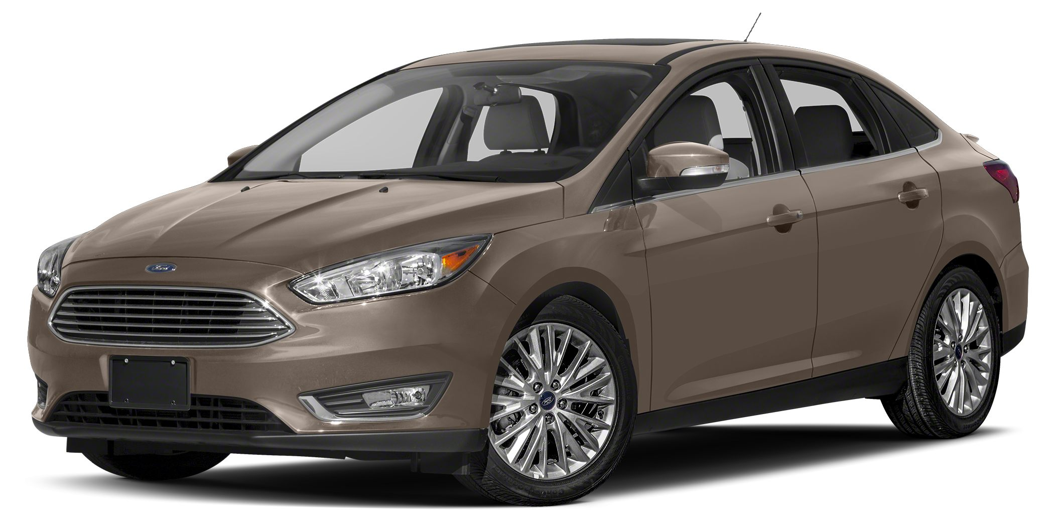 2016 Ford Focus Titanium CLEAN CARFAX NO ACCIDENTS REPORTED ONE OWNER SERVICE RECORDS AVAILABLE