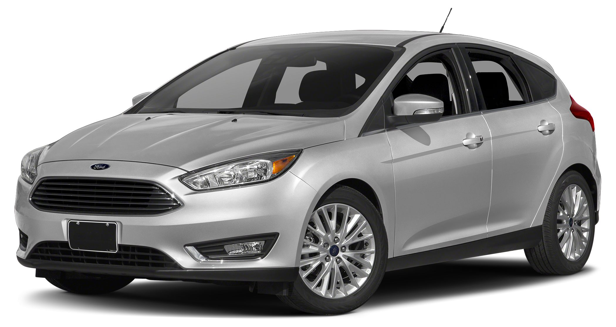 2016 Ford Focus Titanium It only takes a glance to see the 2016 Ford Focus dynamic new look One