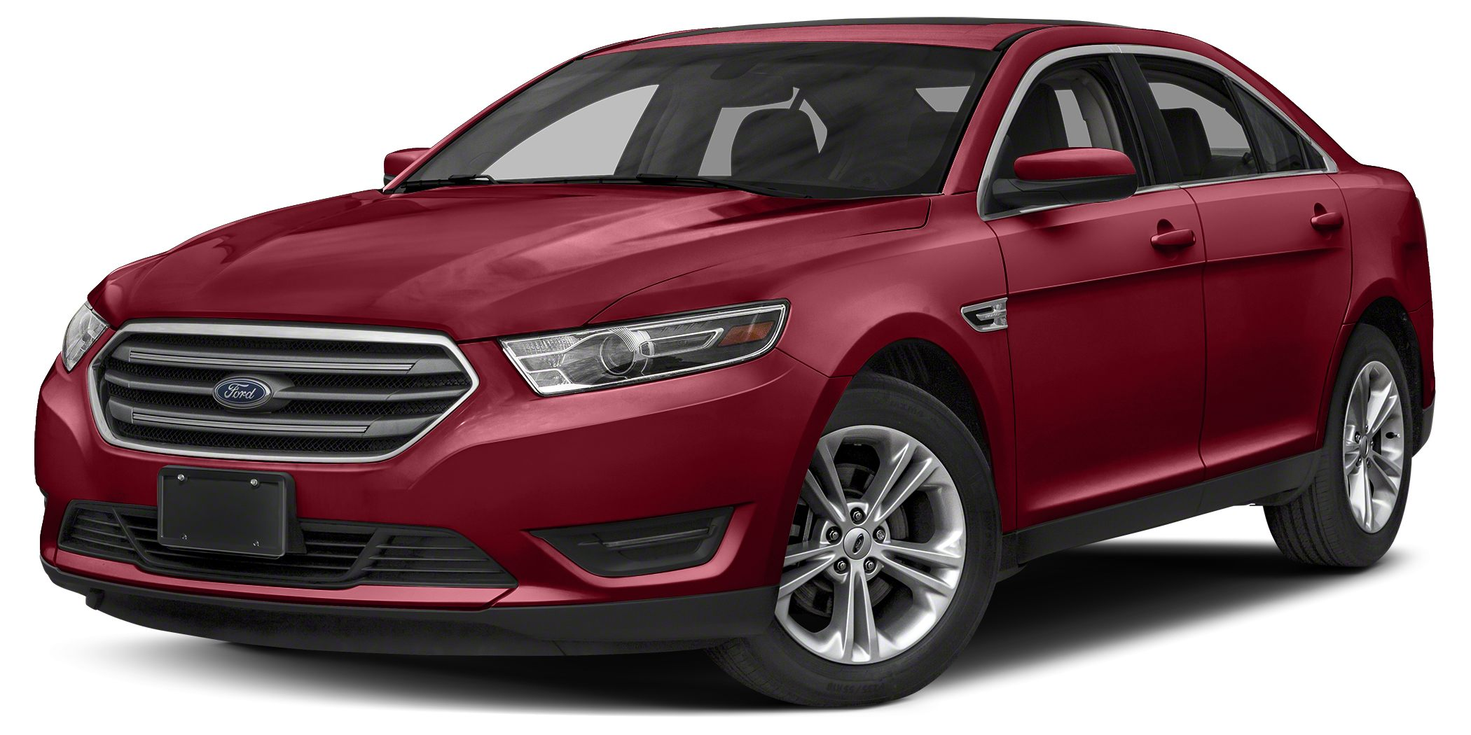 2018 Ford Taurus Limited Miles 0Color Ruby Red Metallic Stock FD20433 VIN 1FAHP2F889JG12278