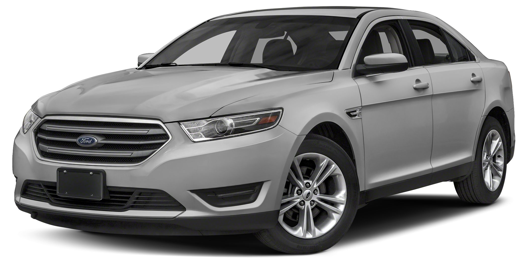 2017 Ford Taurus SE The Ford Taurus has aggressive front and rear styling that signals a high leve