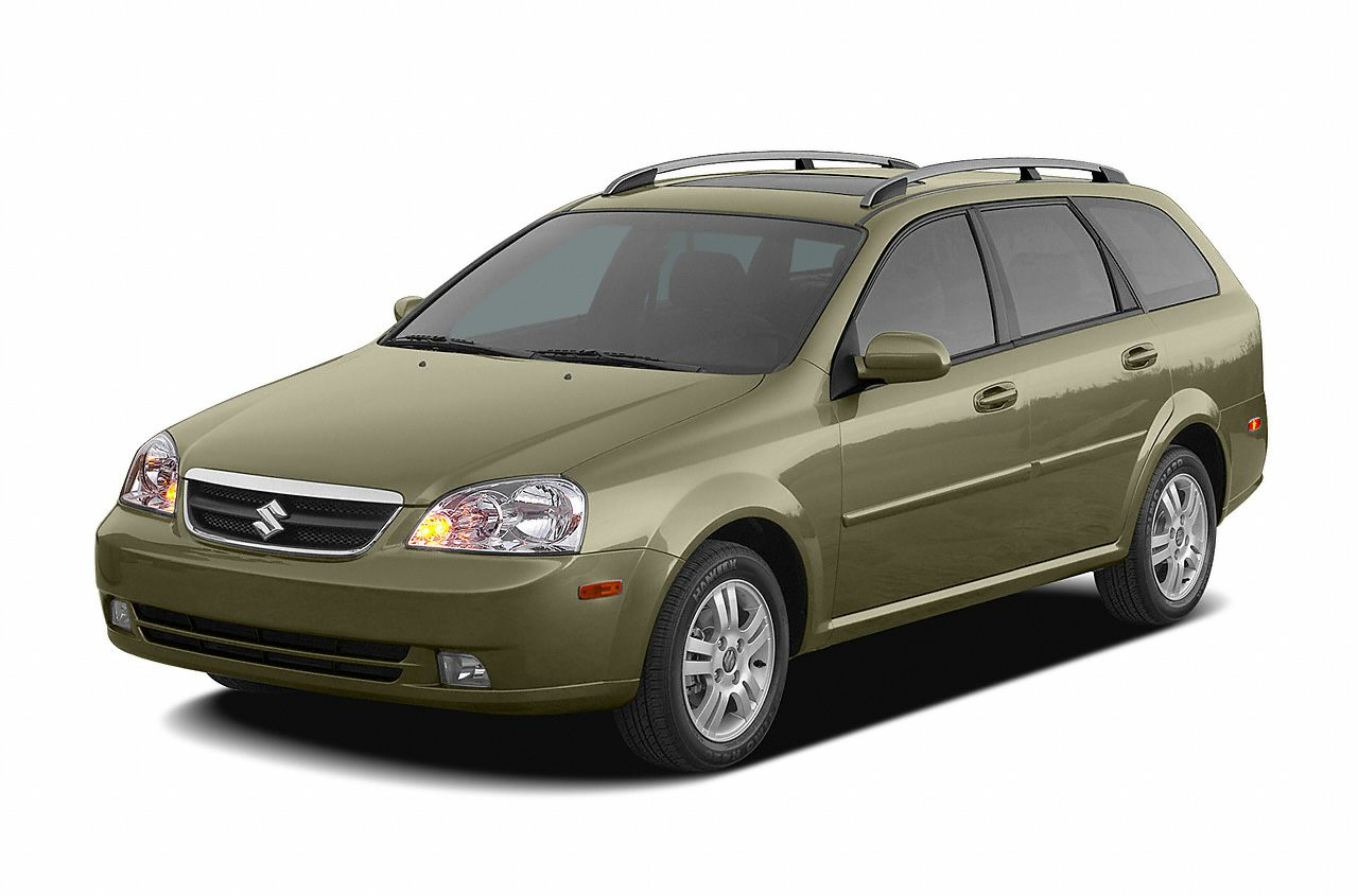 2006 Suzuki Forenza Base Miles 158023Stock E091363A VIN KL5JD86Z76K318441