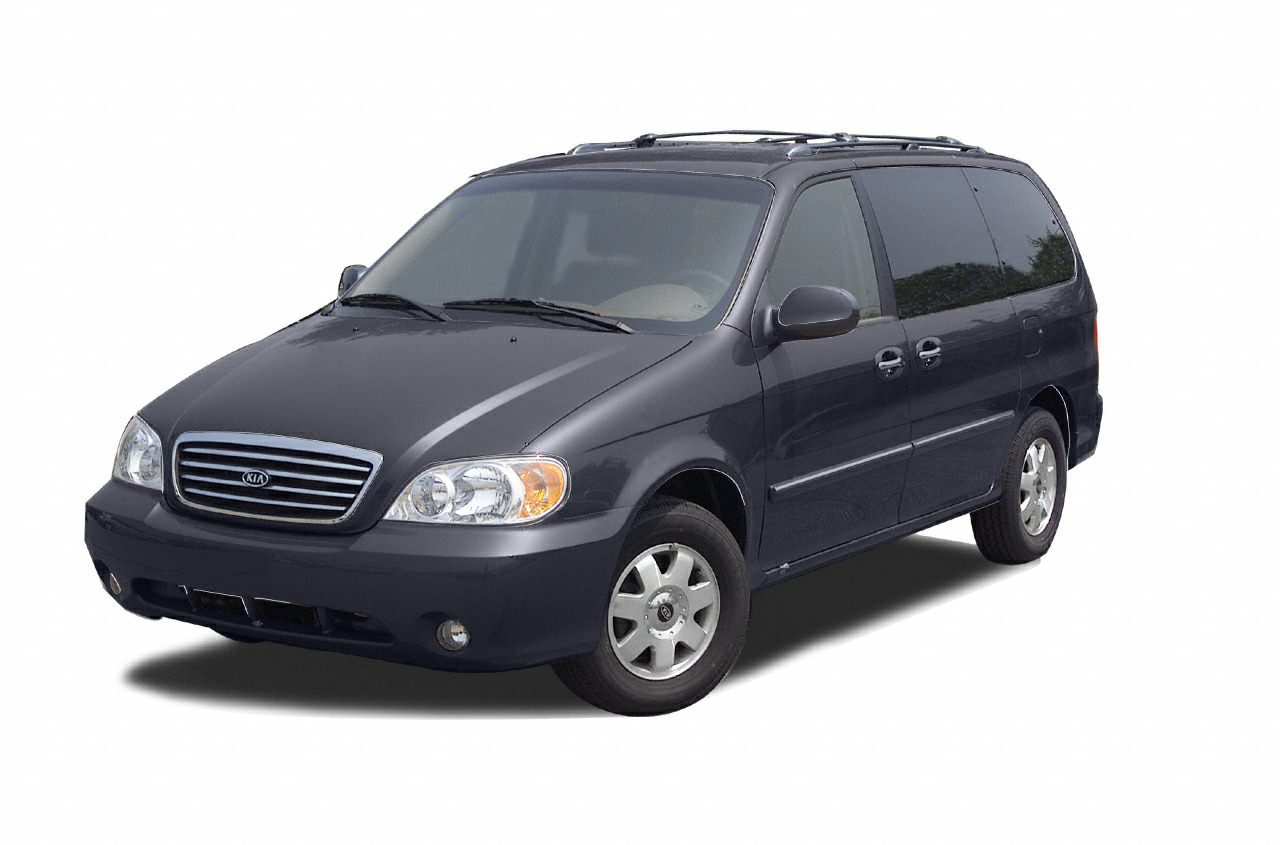 2002 Kia Sedona LX Call us at 866-539-4597 today to schedule your test drive Miles 120722Color