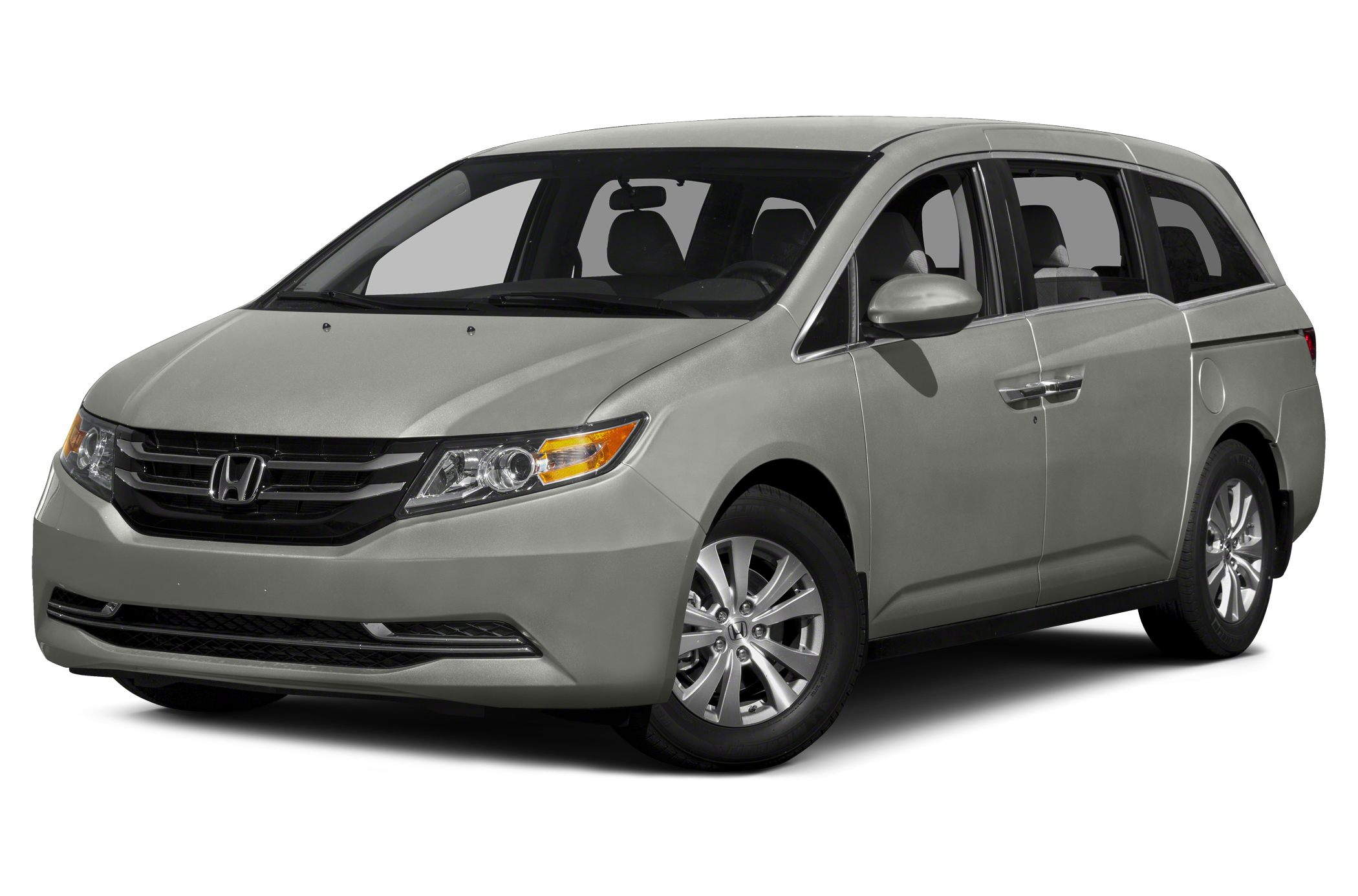 2015 Honda Odyssey EX Go ahead this ones in your favor Keeps outside noise outside Buy a new H