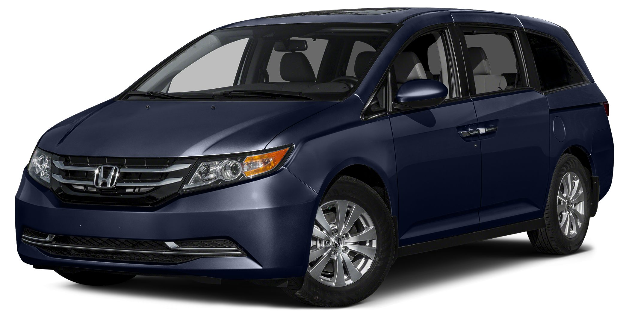 2014 Honda Odyssey EX-L Easily practice safe driving with anti-lock brakes a backup camera dual