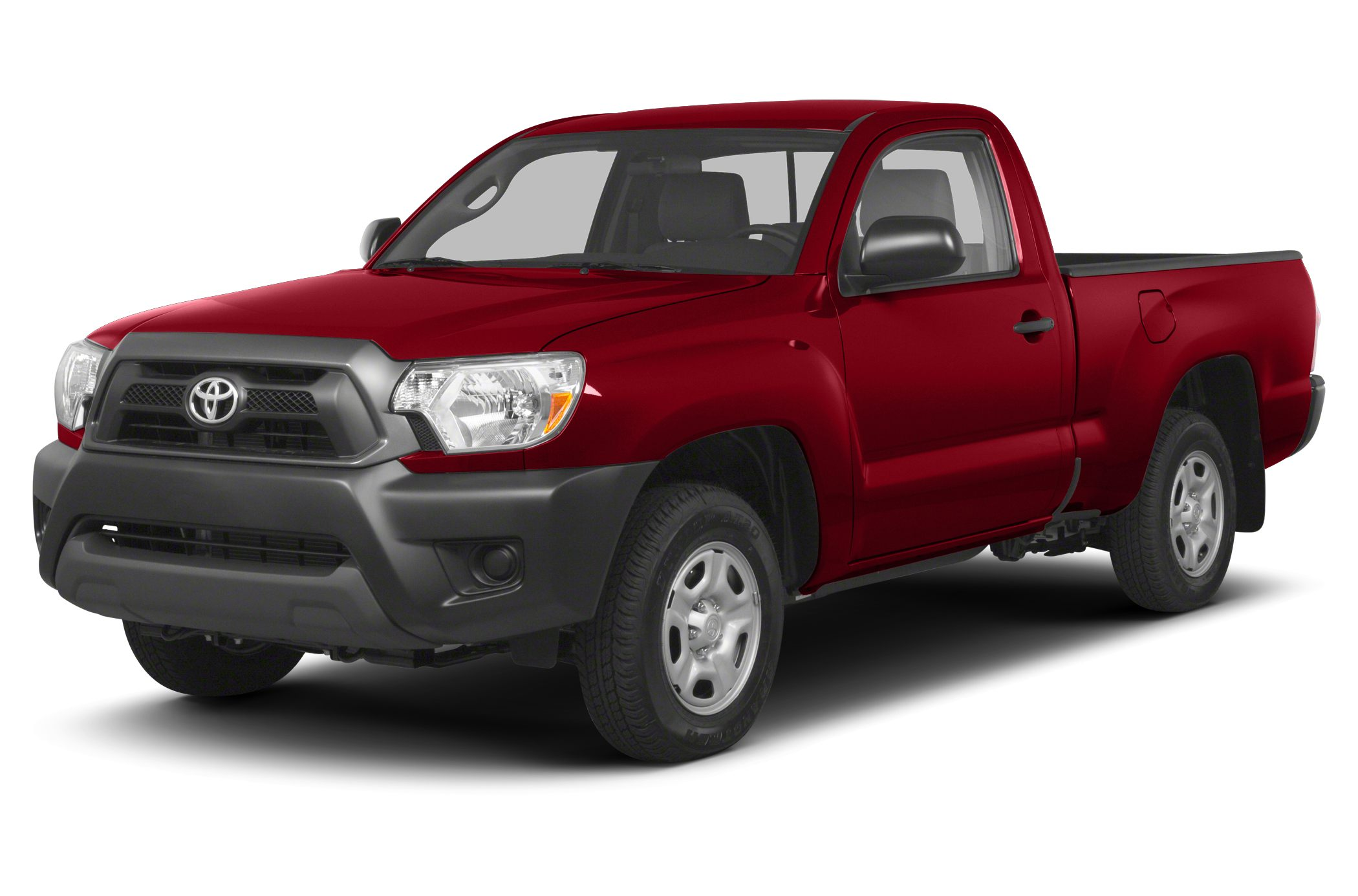 2012 Toyota Tacoma Base This 2012 Toyota Tacoma 2dr 2WD Reg Cab I4 MT features a 27L 4 Cylinder E