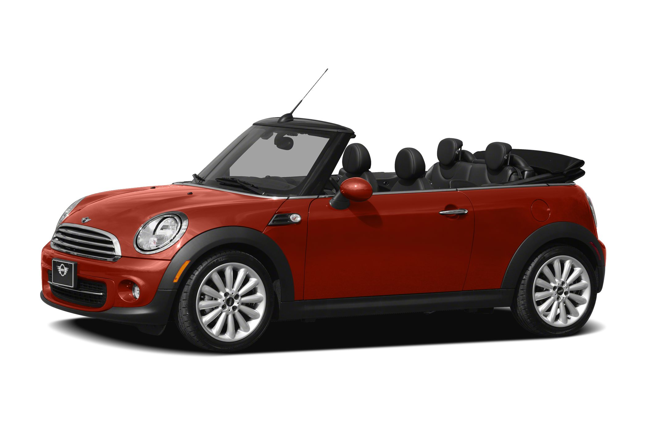 2011 MINI Cooper Base Look at this 2011 MINI Cooper Convertible  It has a transmission and a Gas