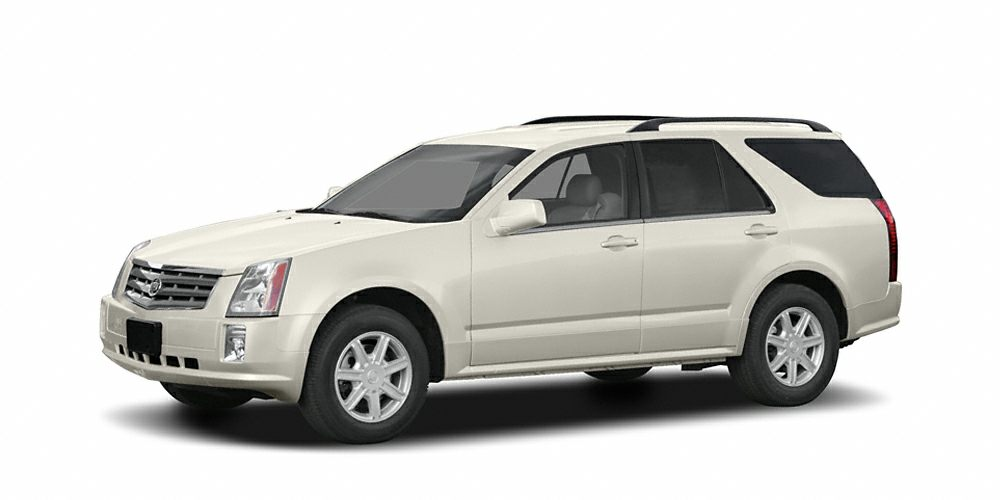 2005 Cadillac SRX V6 Miles 134030Color White Stock 50232022 VIN 1GYEE637050232022