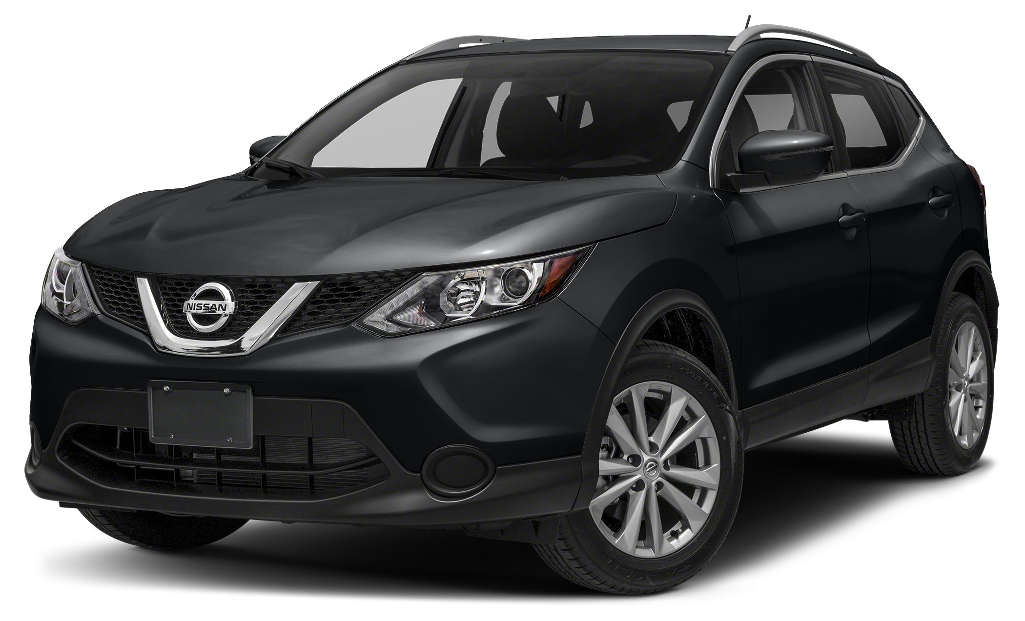 2017 Nissan Rogue Sport S Miles 7517Color Magnetic Black Stock NR1829 VIN JN1BJ1CP7HW003817