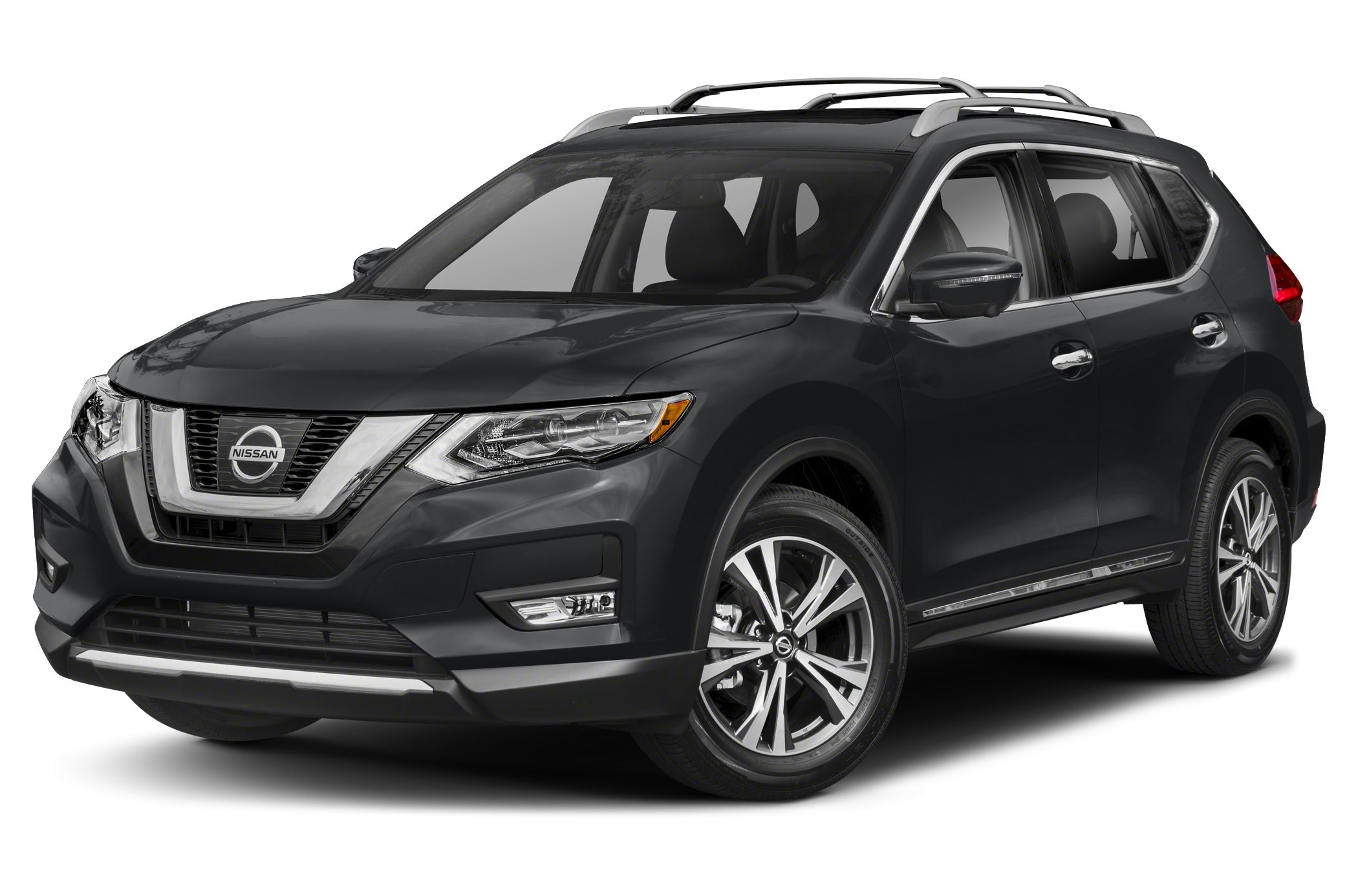 2017 Nissan Rogue SL Price includes 1000 - Nissan Customer Cash - National Exp 01312017 5