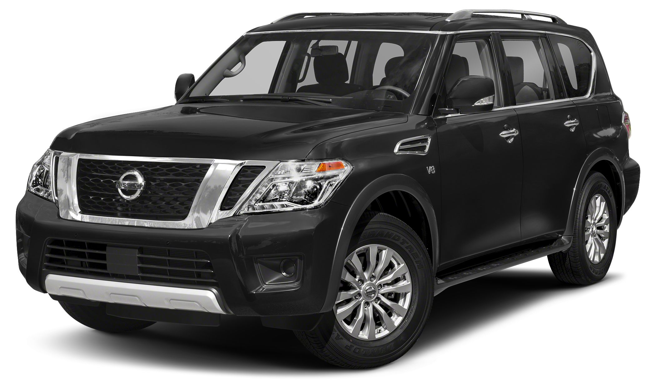 2017 Nissan Armada SV This 2017 Nissan Armada 4dr 4x2 SV features a 56L 8 CYLINDER 8cyl Gasoline