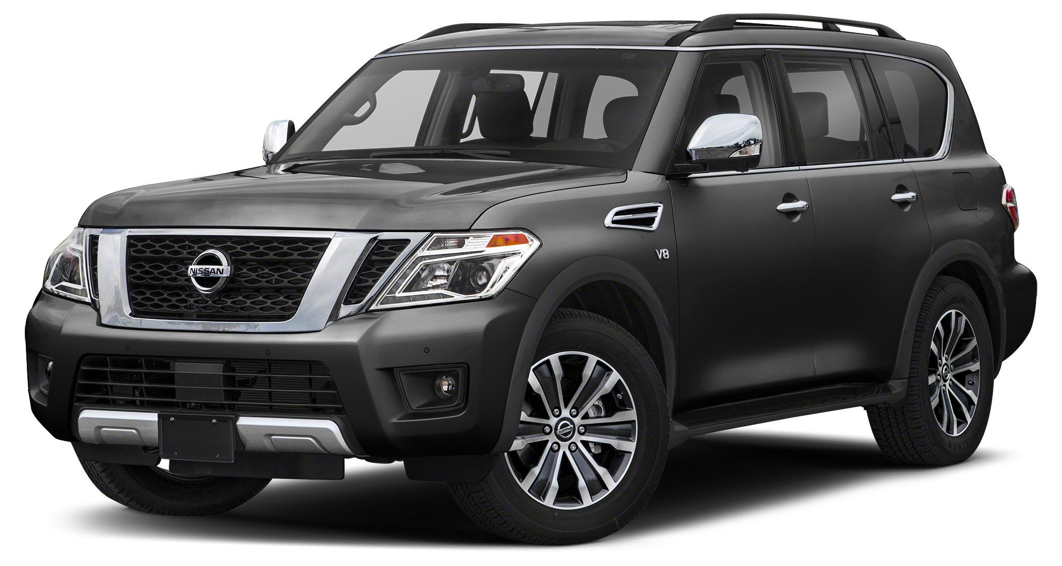 2017 Nissan Armada SL New Arrival Navigation Bluetooth This 2017 Nissan Armada SL is Mocha Al
