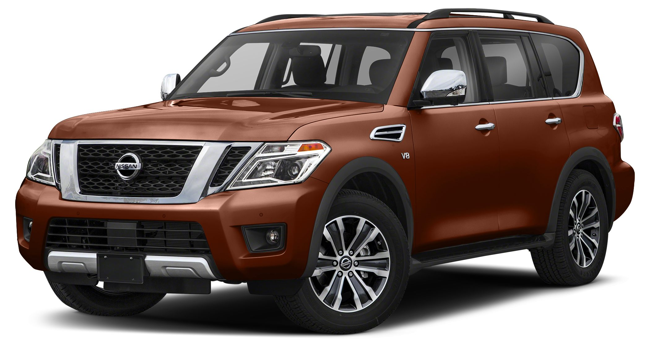 2017 Nissan Armada SL This 2017 Nissan ARMADA SL will sell fast Navigation Bluetooth Save mo