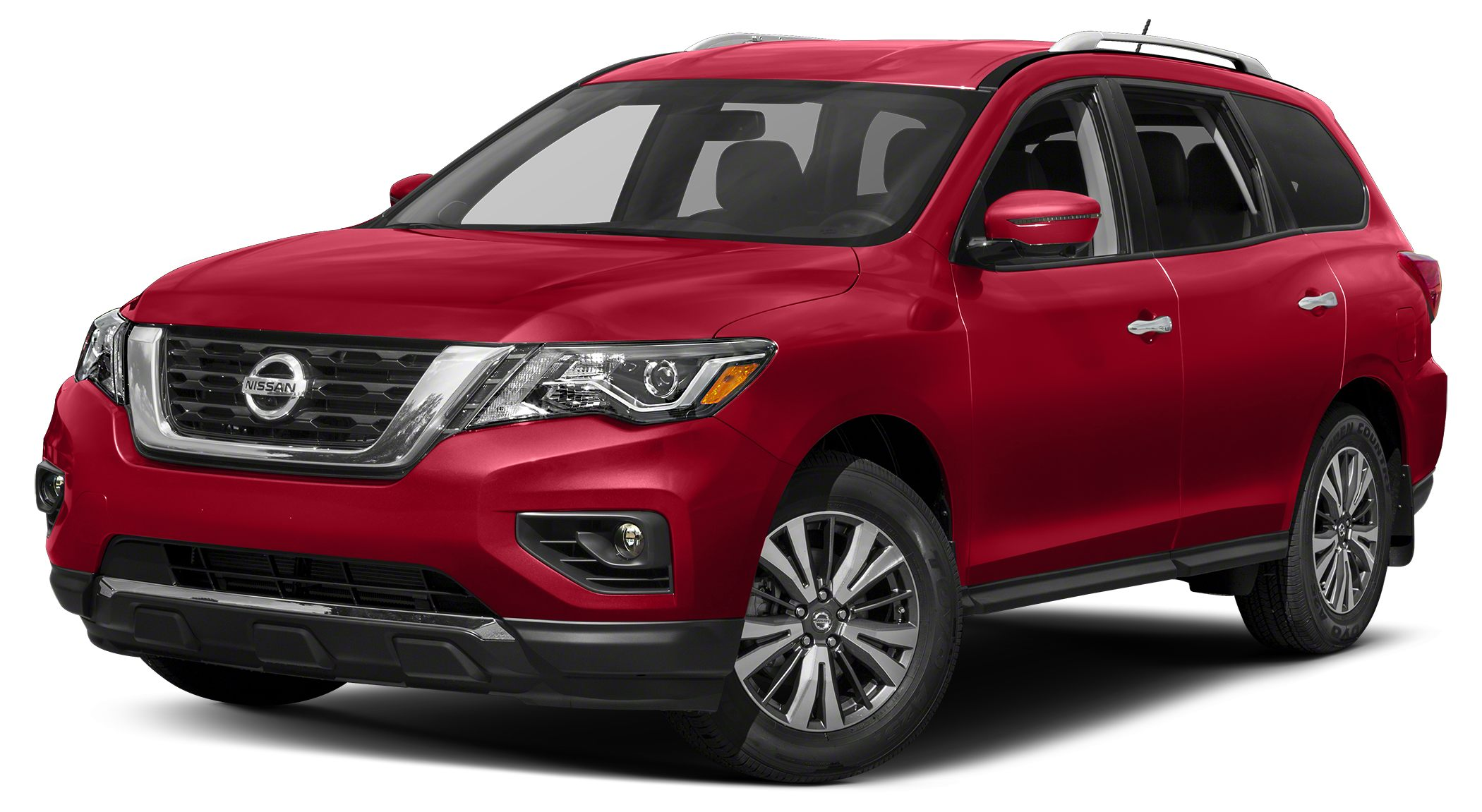 2017 Nissan Pathfinder SV New Arrival This 2017 Nissan Pathfinder SV will sell fast This Pathfin