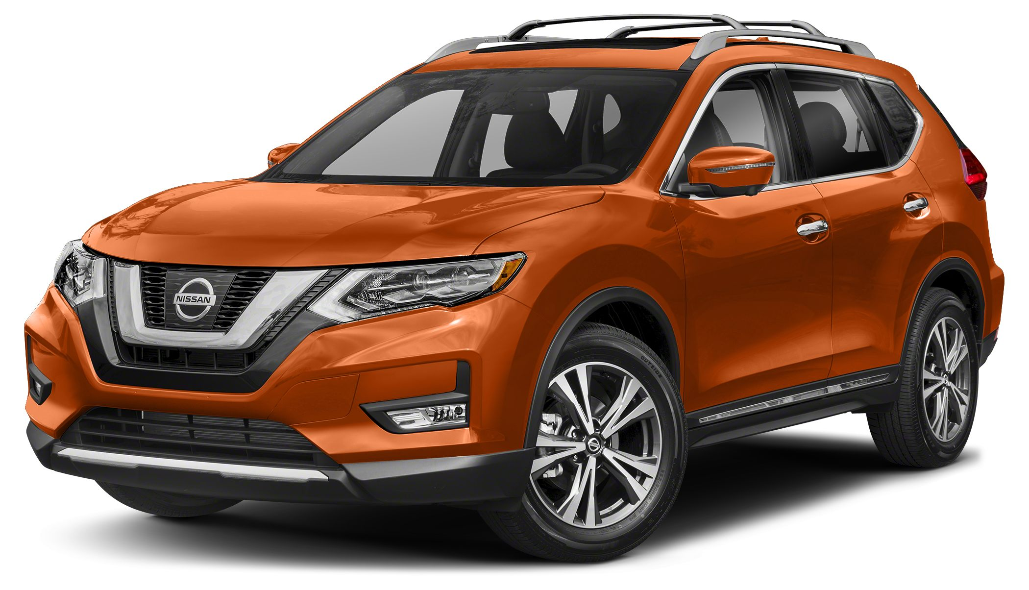 2017 Nissan Rogue SL -Great Gas Mileage- Navigation Bluetooth This 2017 Nissan Rogue SL is Pea