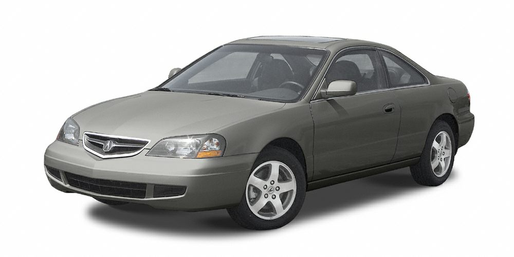 2003 Acura CL 32 Miles 152382Color Gray Stock 8369A VIN 19UYA42433A016197