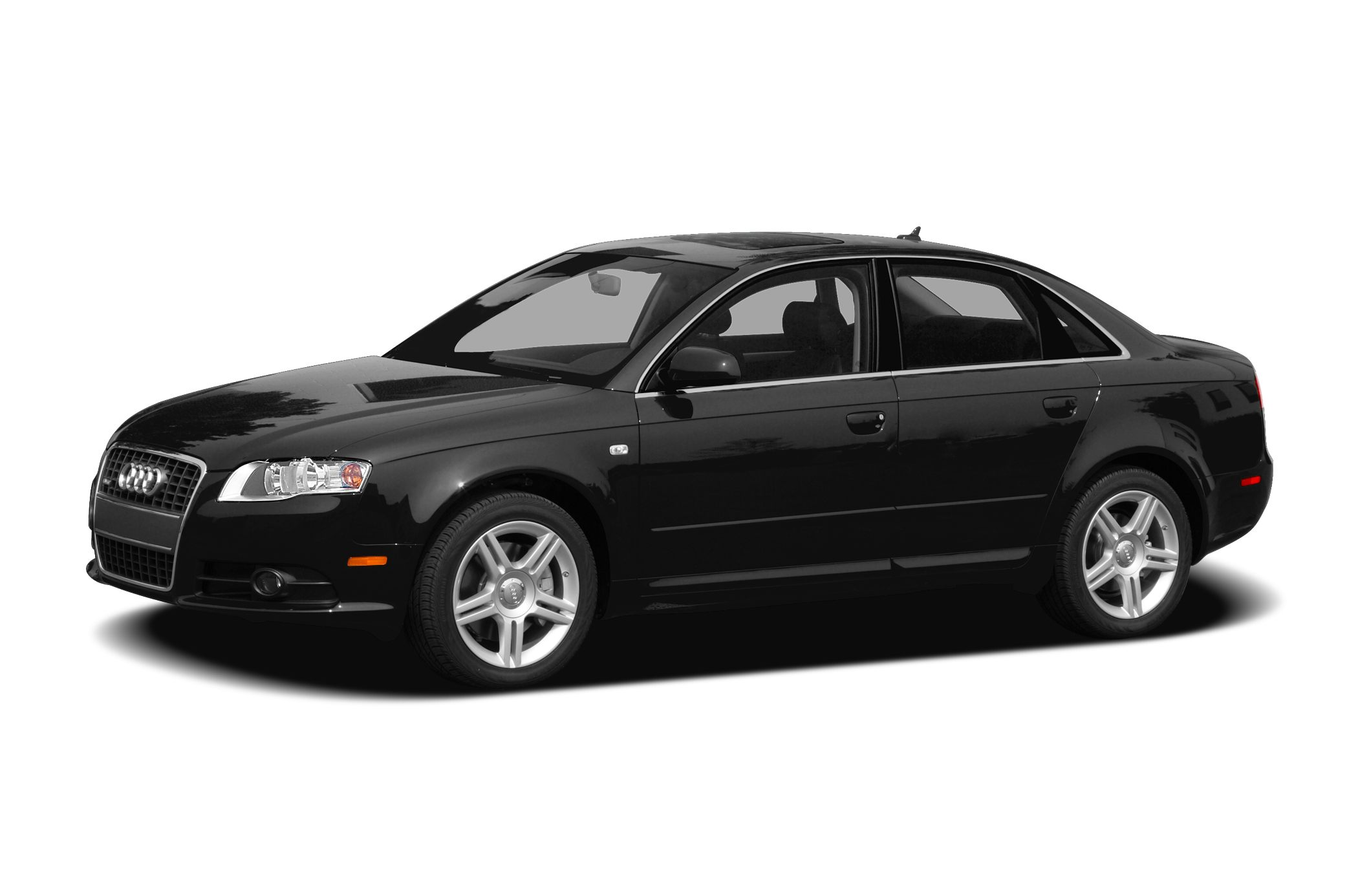 2008 Audi A4 32 quattro Color Black Stock JC547A VIN WAUDH78E78A074148
