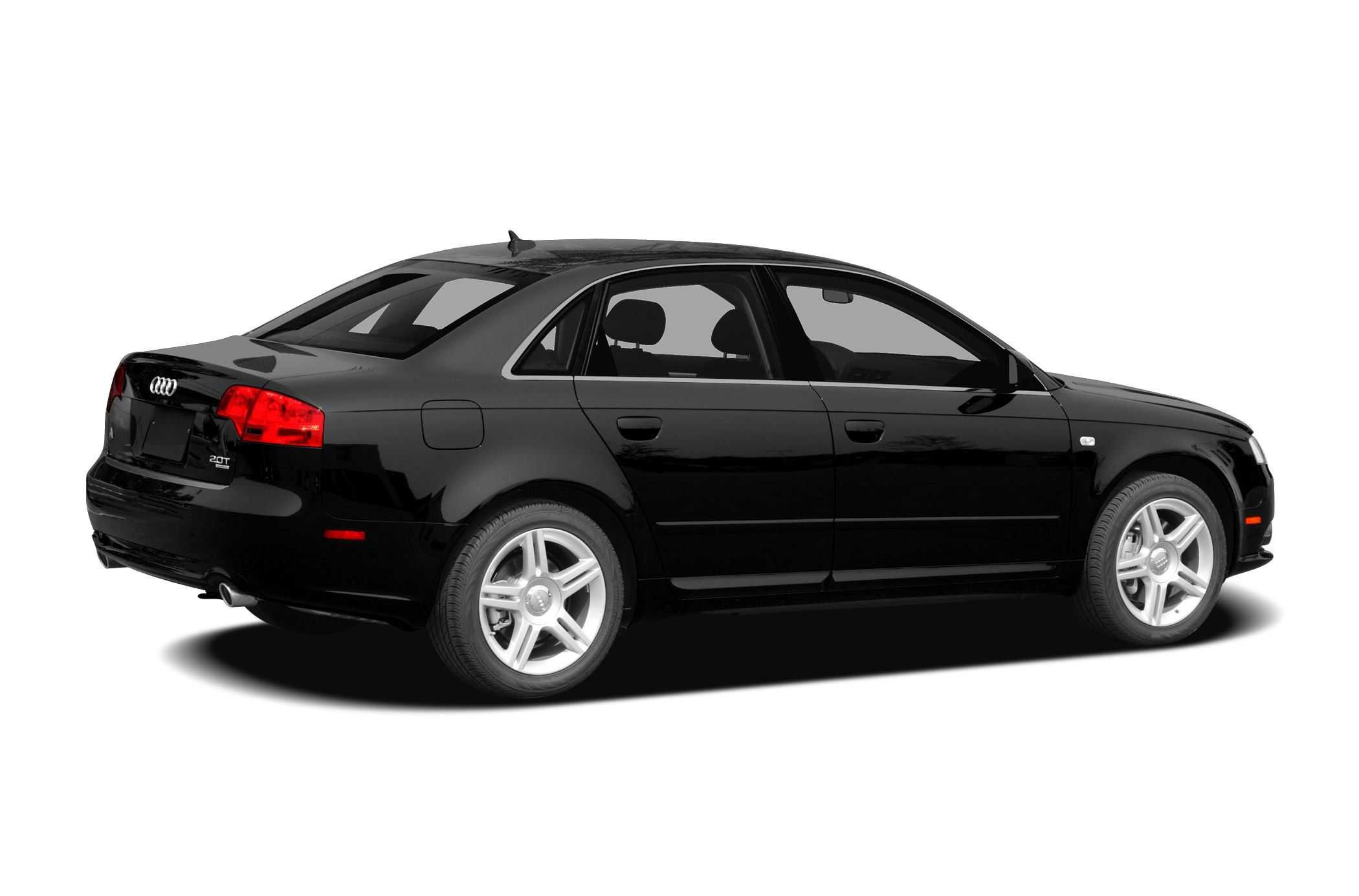 2008 Audi A4 20T quattro Vehicle Options Air Conditioning Front Side Airbag Separate DriverFront