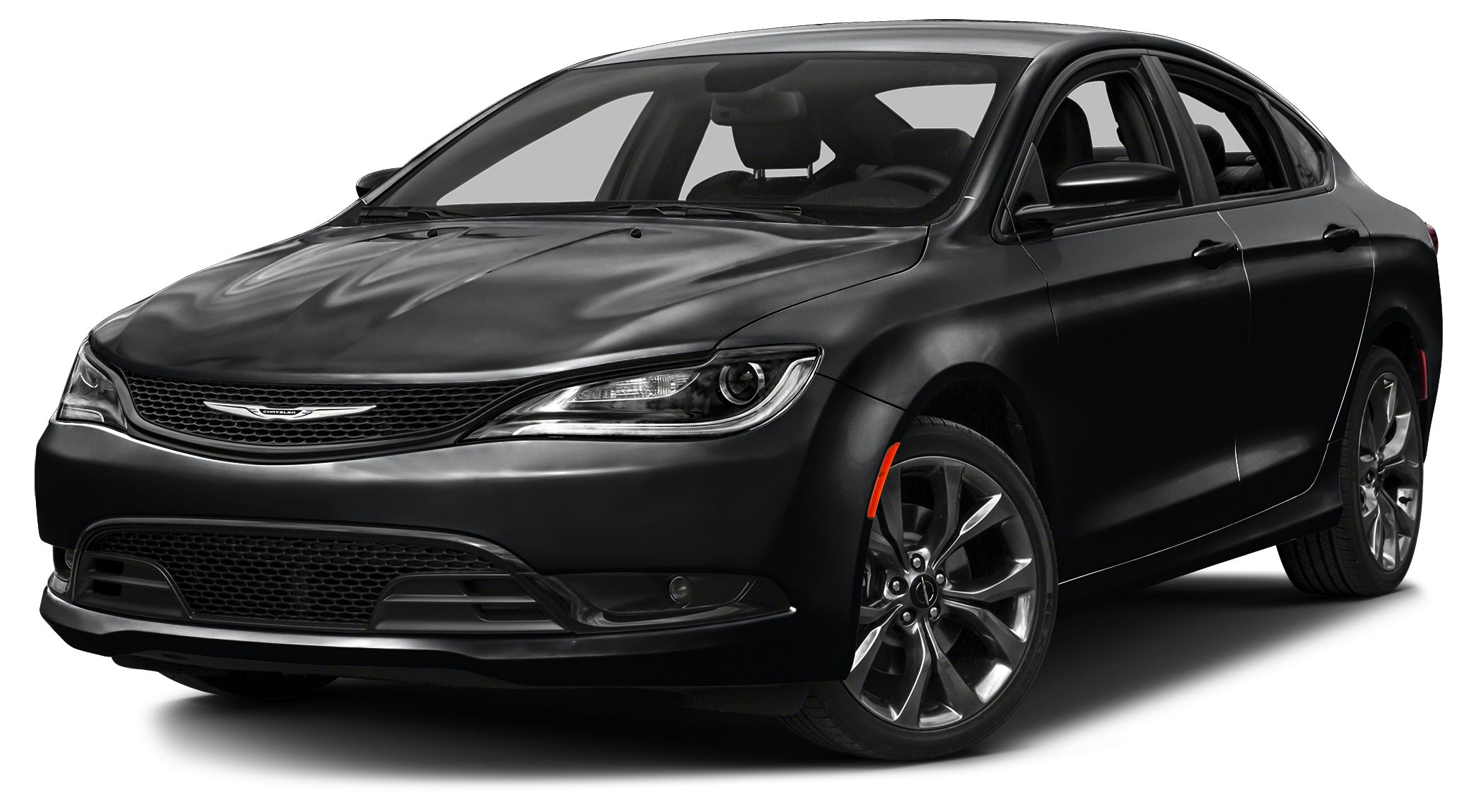 2016 Chrysler 200 Limited 200 Limited 4D Sedan 24L I4 MultiAir Automatic FWD and Black Don