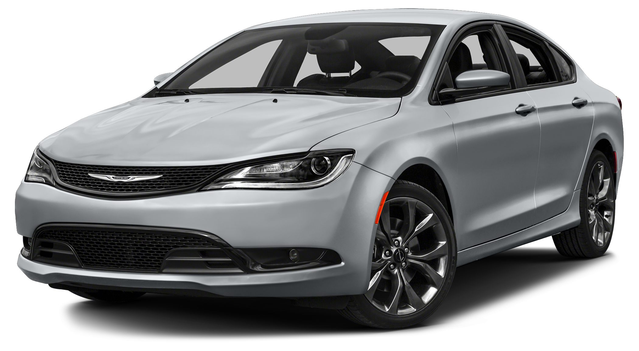 2015 Chrysler 200 LX 200 LX 4D Sedan 4 cyl 24L MPI SOHC 9-Speed 948TE Automatic FWD Billet S
