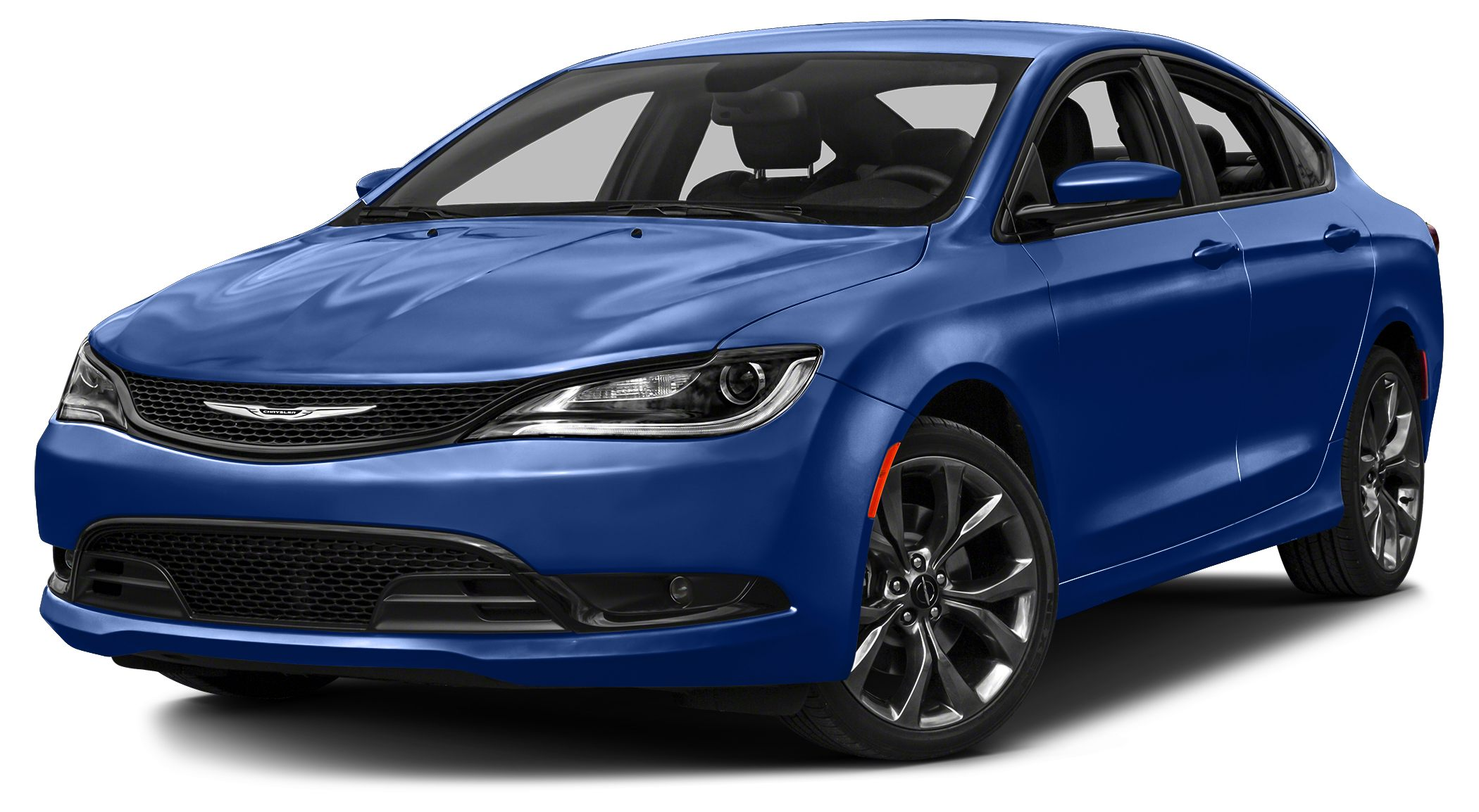 2015 Chrysler 200 S CarFax One Owner Low miles for a 2015 Navigation Back-up Camera Blu