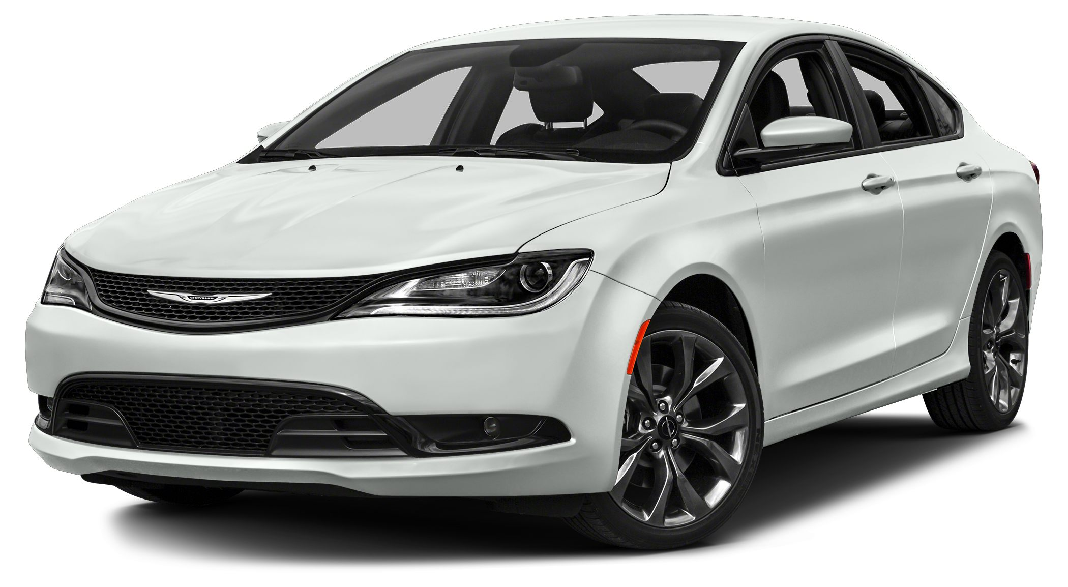 2016 Chrysler 200 Limited 200 Limited 4D Sedan 24L I4 MultiAir Automatic FWD and Black Your