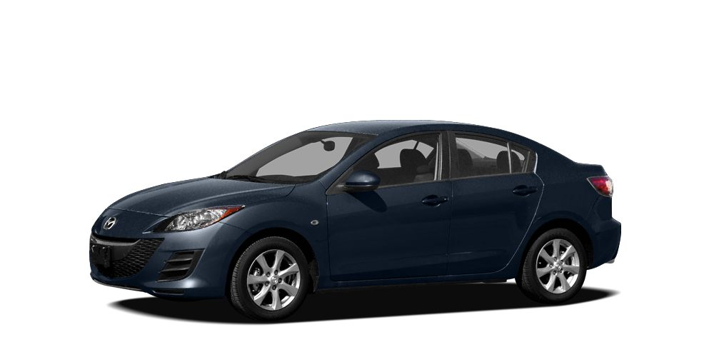 2010 Mazda MAZDA3 i Sport  WHEN IT COMES TO EXCELLENCE IN USED CAR SALES YOU KNOW YOURE AT ST
