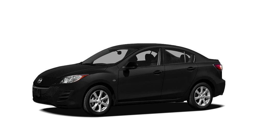 2010 Mazda MAZDA3 i Sport  WHEN ITCOMES TO EXCELLENCE IN USED CAR SALESYOU KNOW YOURE AT STA