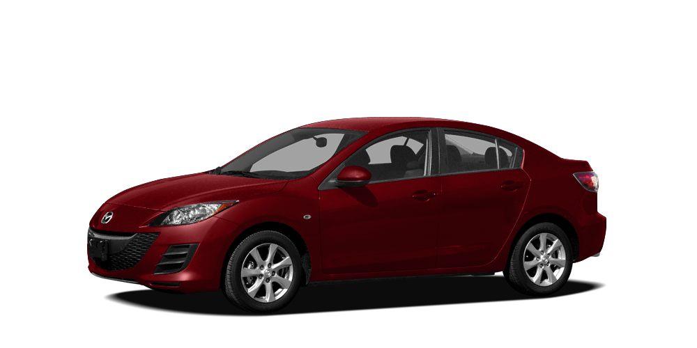 2010 Mazda MAZDA3 s Sport Miles 94791Color Copper Red Mica Stock K8478B VIN JM1BL1S62A119788