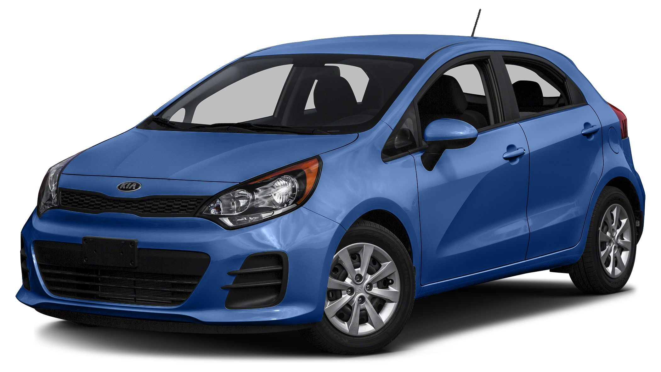 2016 Kia Rio LX Miles 4397Color Urban Blue Pearl Metallic Stock SB15063 VIN KNADM5A31G668794