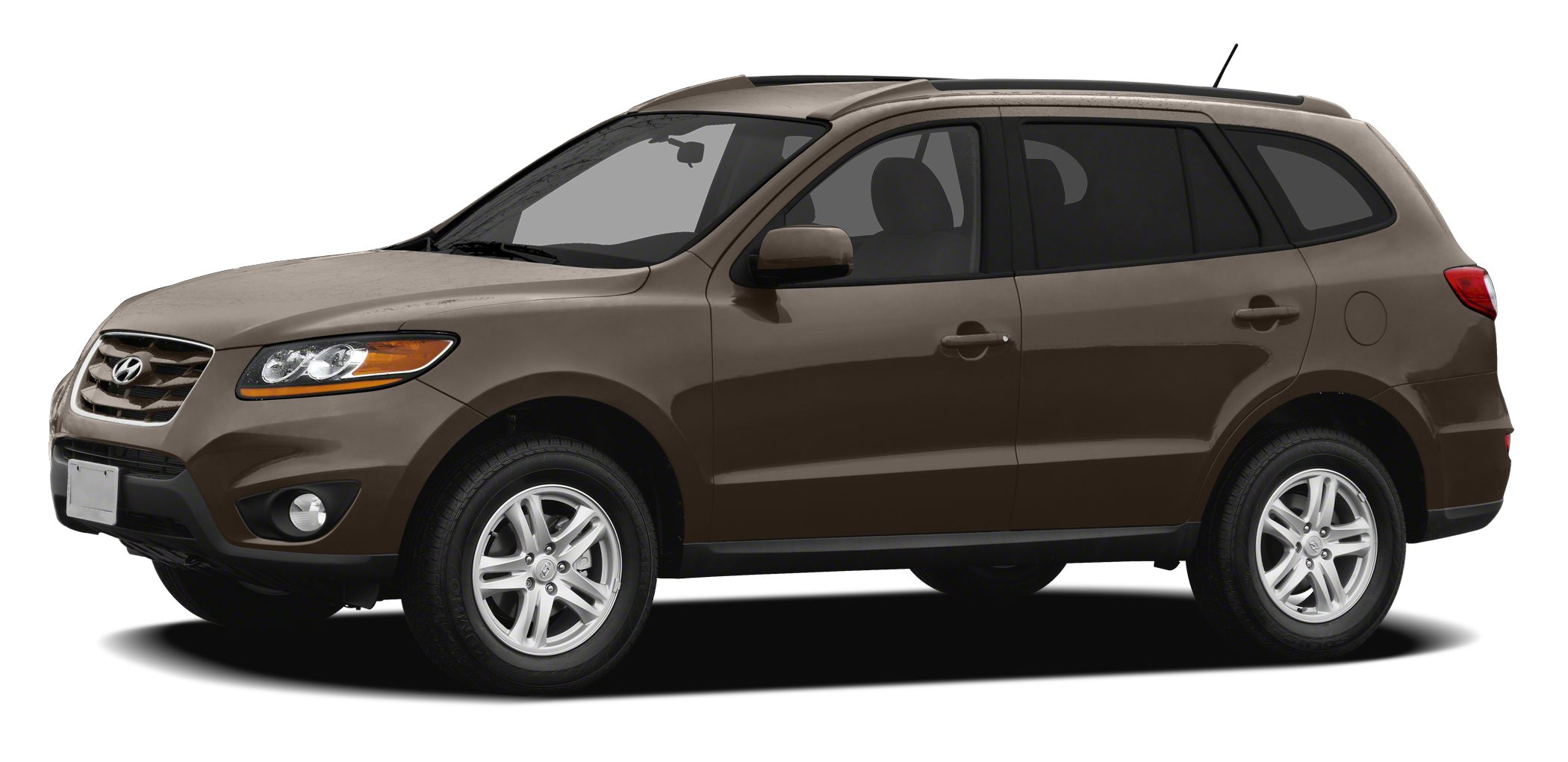 2012 Hyundai Santa Fe GLS Safe and reliable this 2012 Hyundai Santa Fe GLS makes room for the who