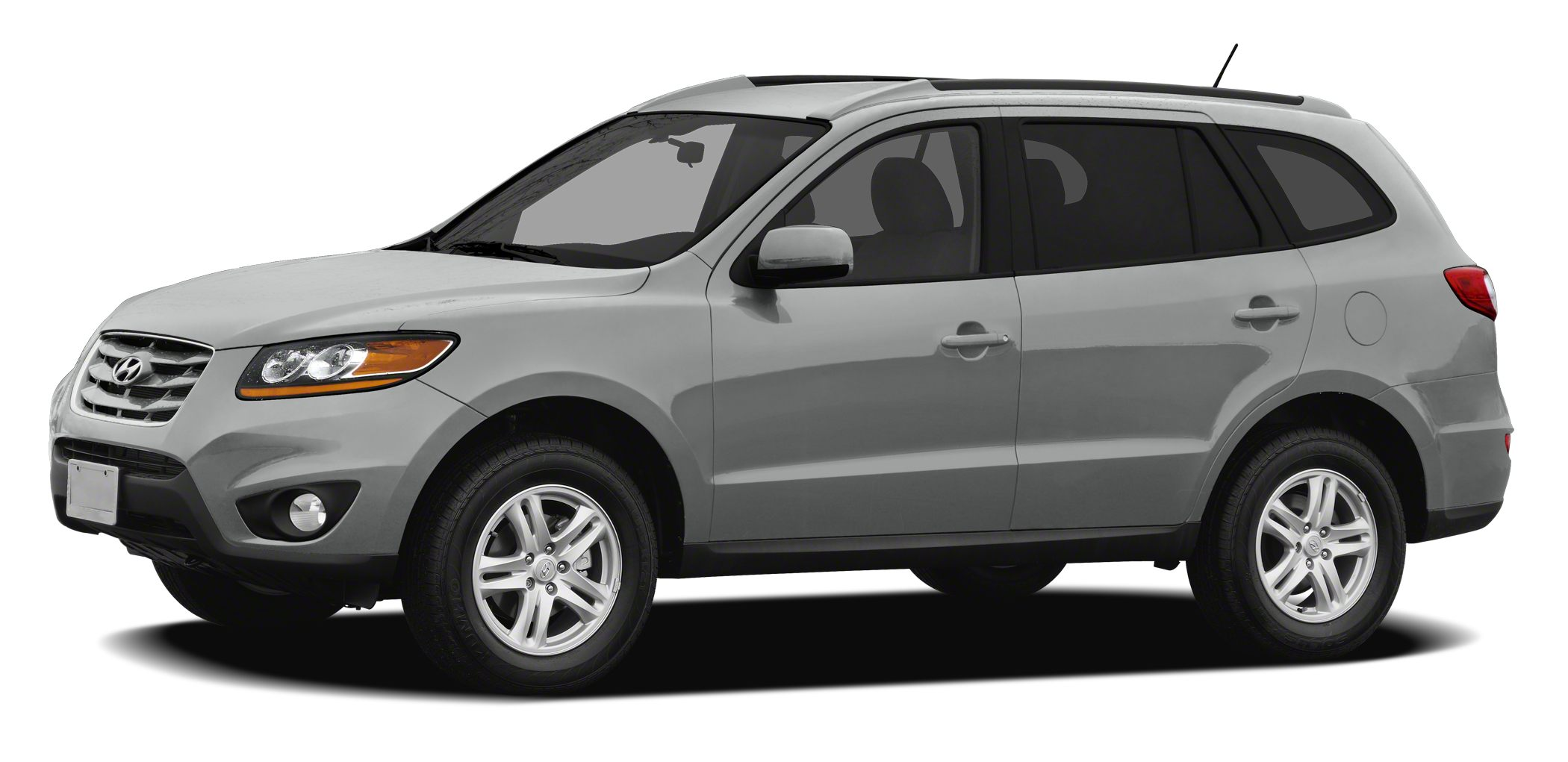 2012 Hyundai Santa Fe GLS ONE OWNER ZERO ACCIDENTS FLORIDA VEHICLE Very nice 2012 Hyundai San